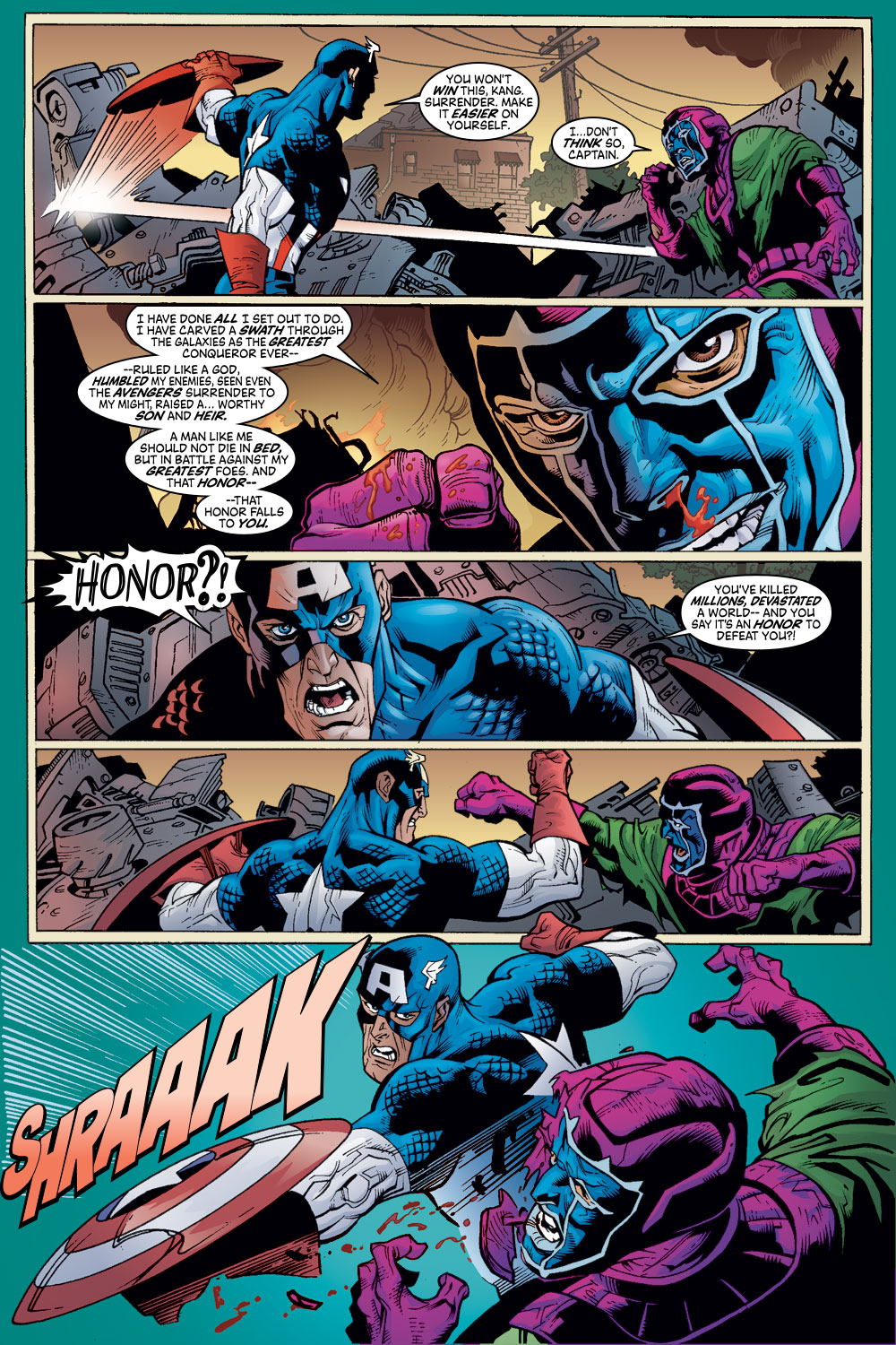 Read online Avengers (1998) comic -  Issue #54 - 7