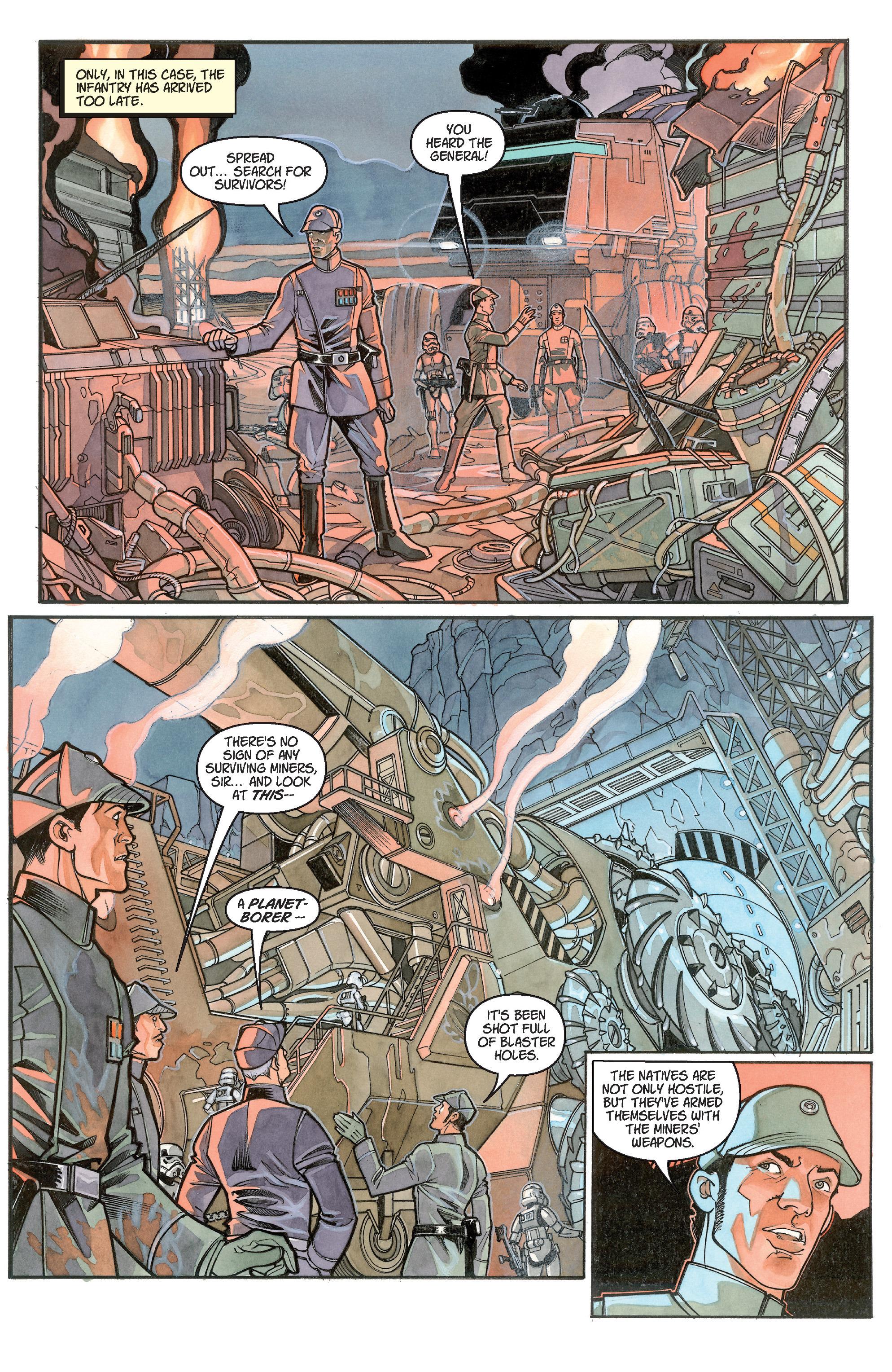 Read online Star Wars Omnibus comic -  Issue # Vol. 22 - 144
