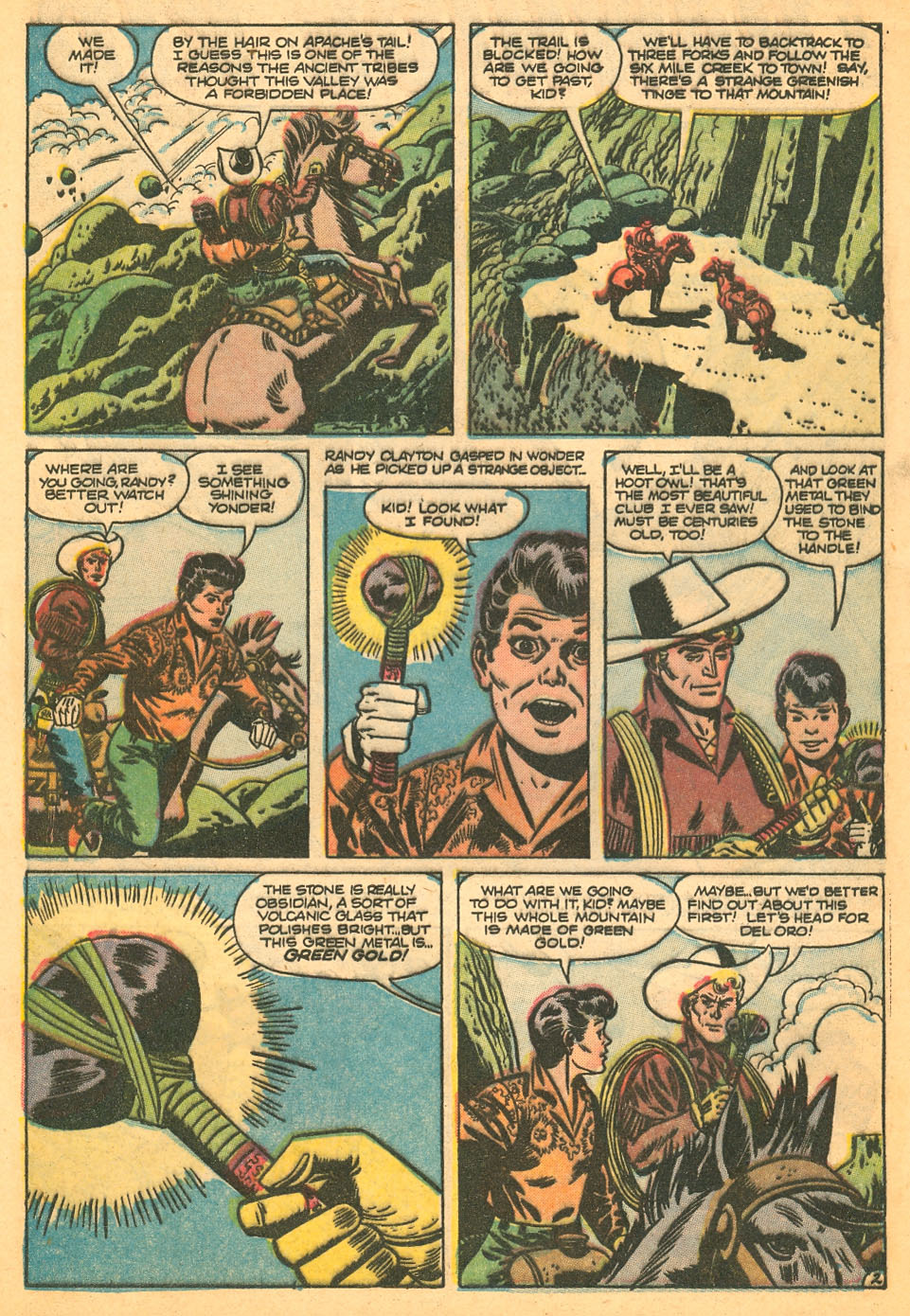 The Rawhide Kid (1955) issue 3 - Page 28
