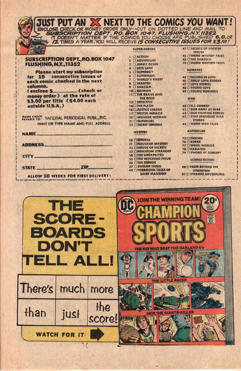 Read online Shazam! (1973) comic -  Issue #6 - 16