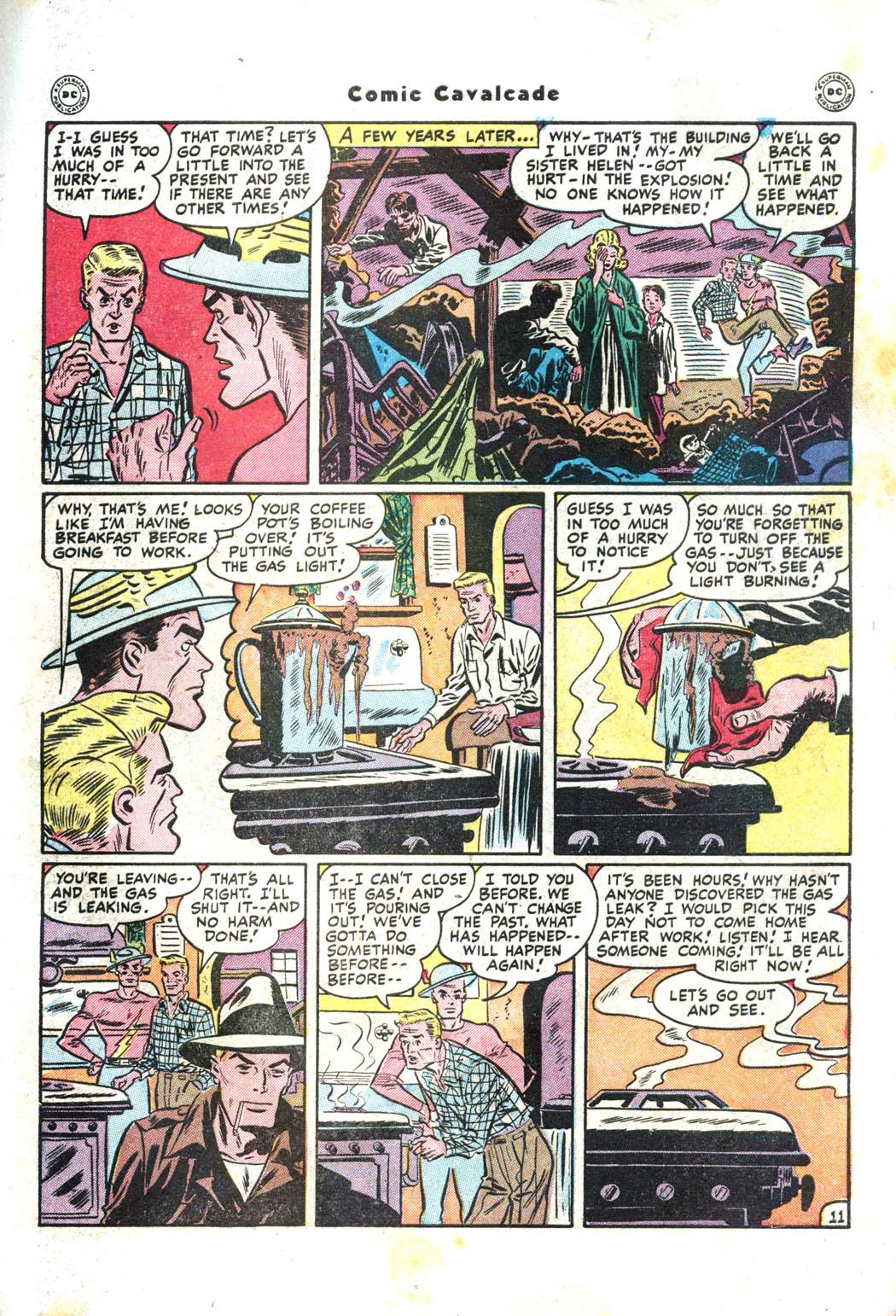 Comic Cavalcade issue 26 - Page 71