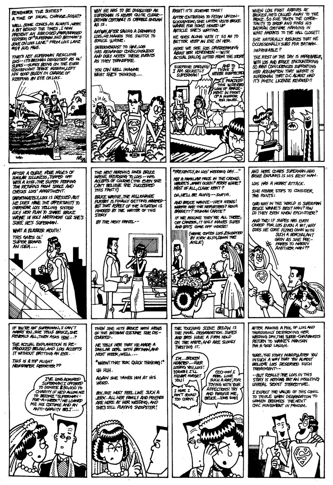 Read online The Nearly Complete Essential Hembeck Archives Omnibus comic -  Issue # TPB (Part 1) - 36