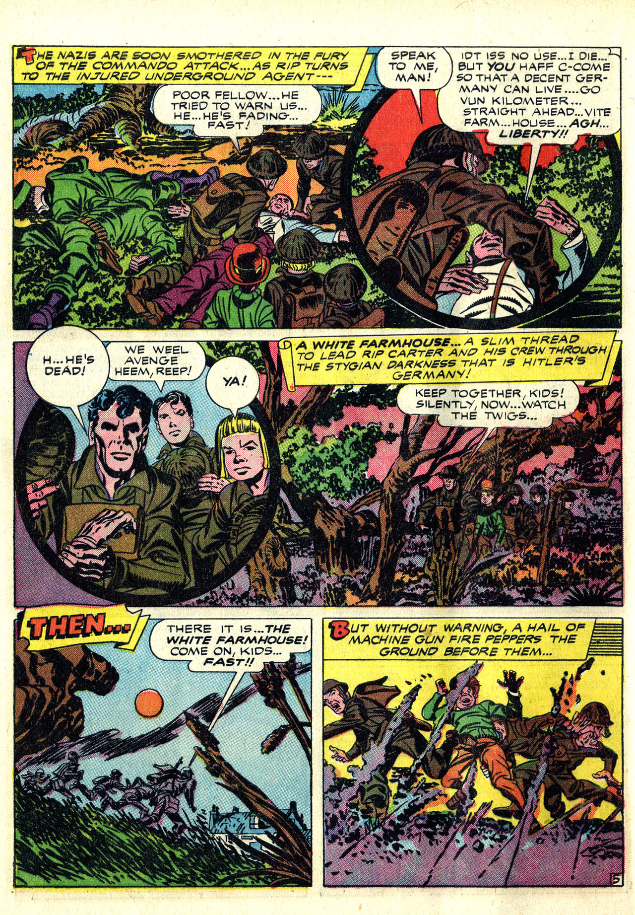 Read online Detective Comics (1937) comic -  Issue #78 - 50