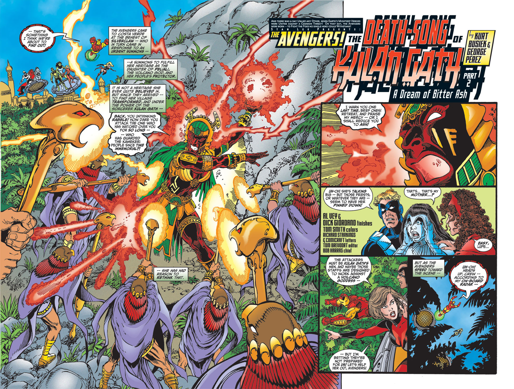 Read online Avengers (1998) comic -  Issue #29 - 3