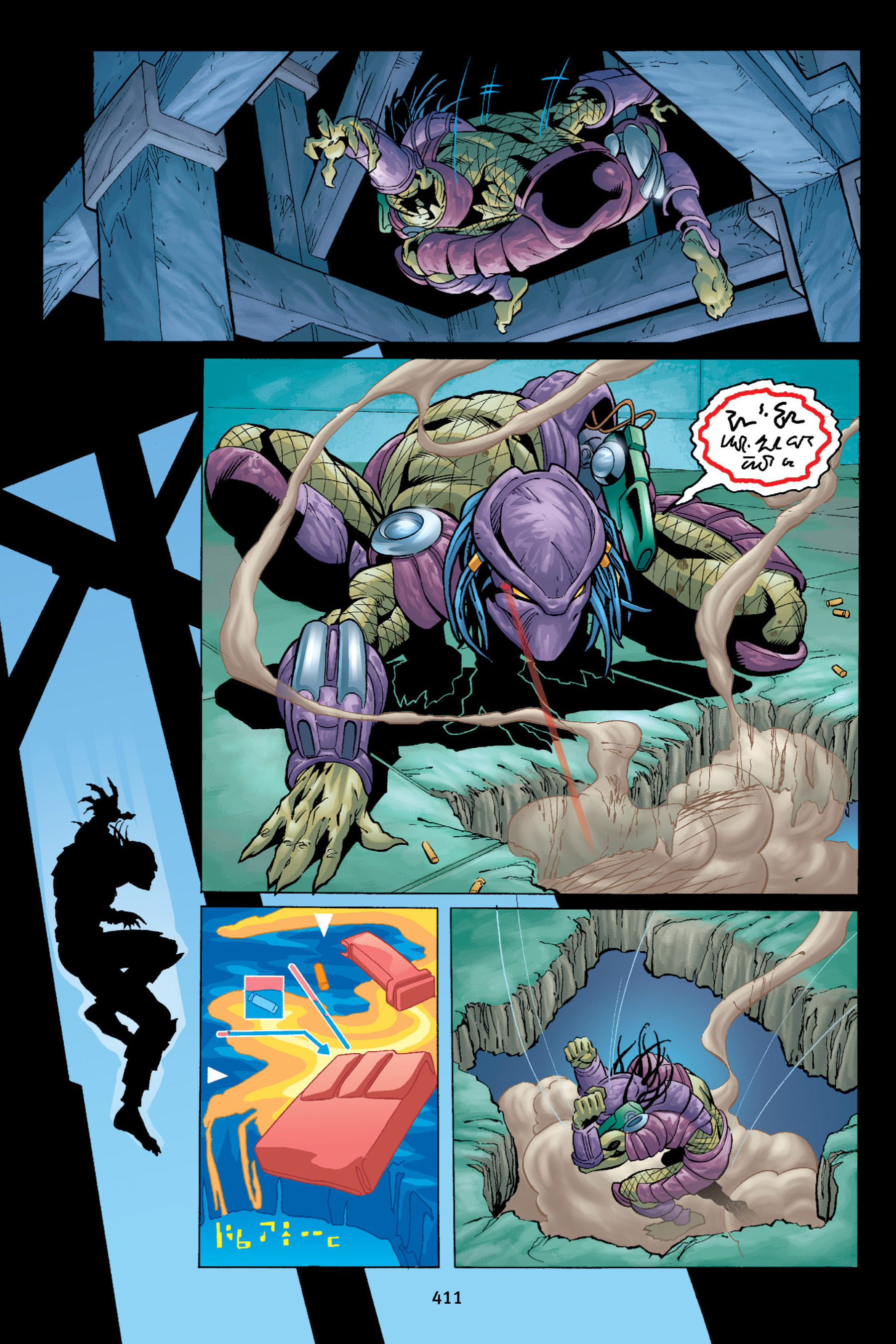 Read online Aliens vs. Predator Omnibus comic -  Issue # _TPB 2 Part 4 - 75