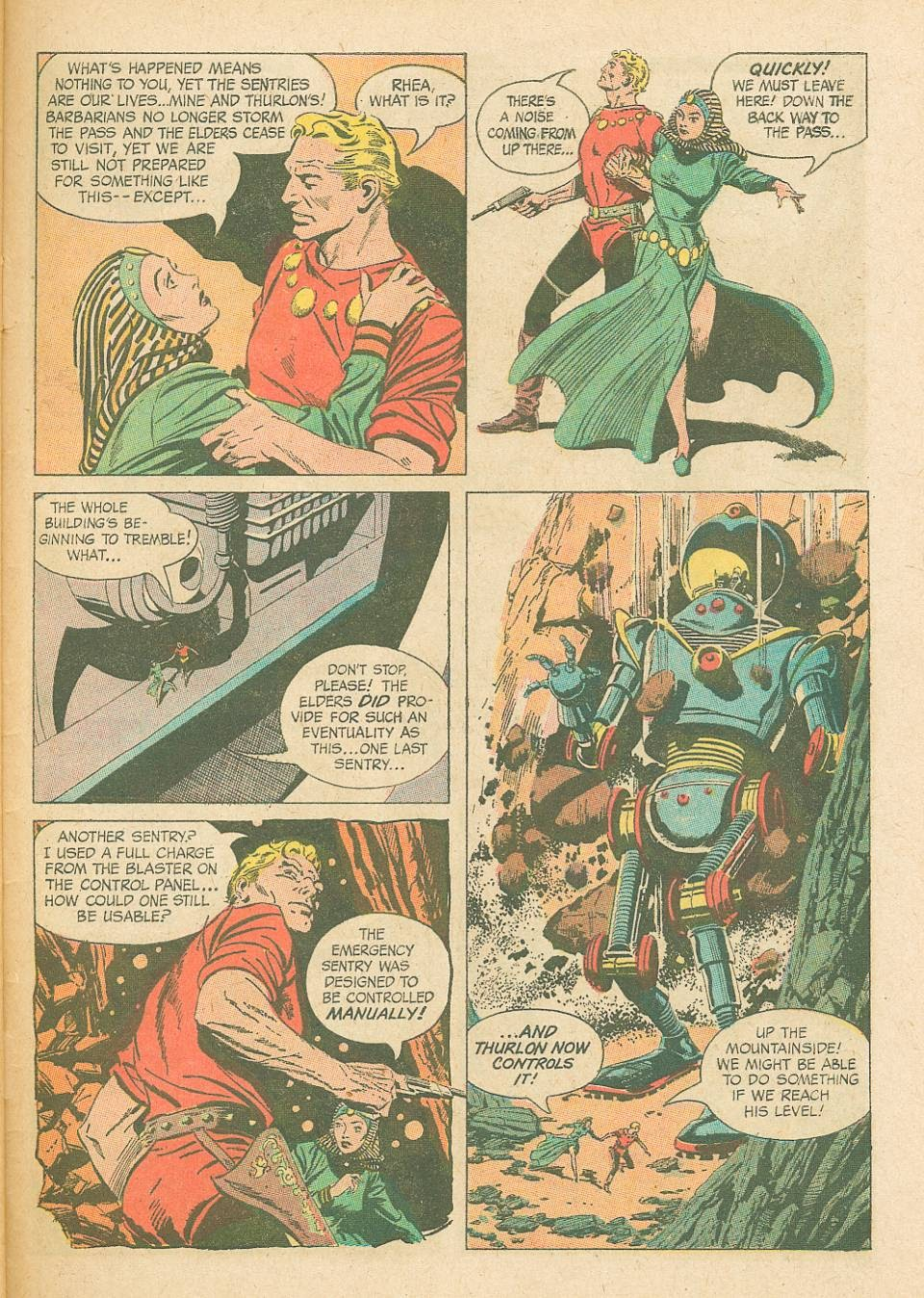 Flash Gordon (1966) issue 4 - Page 31
