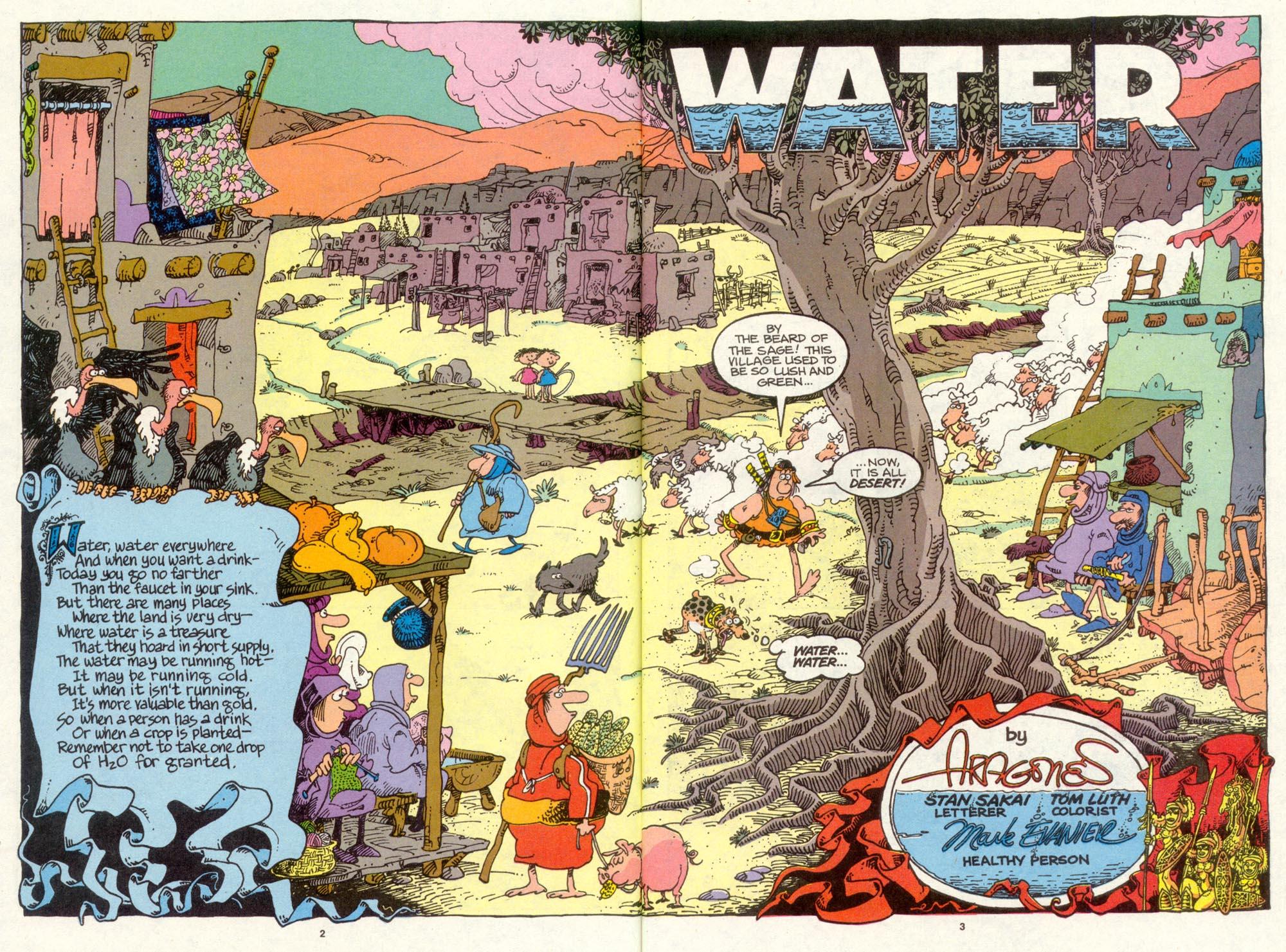 Read online Sergio Aragonés Groo the Wanderer comic -  Issue #94 - 4