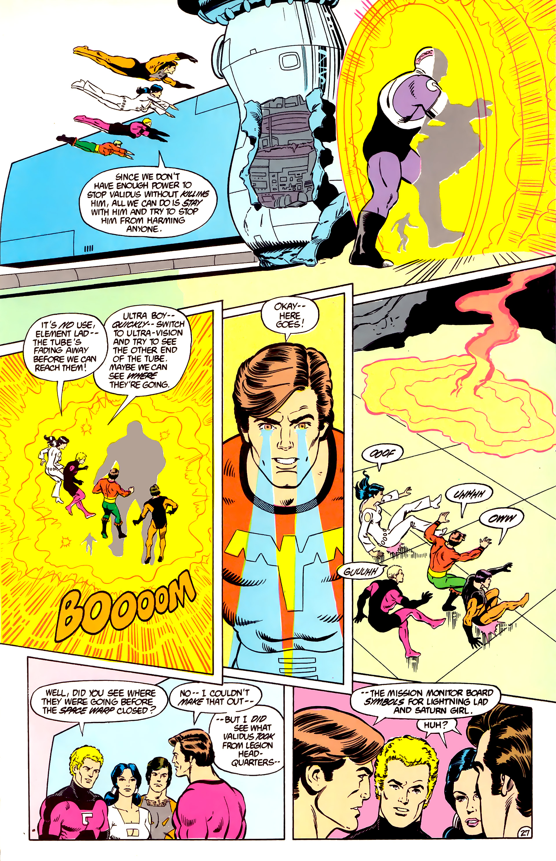 Legion of Super-Heroes (1984) _Annual_2 Page 28