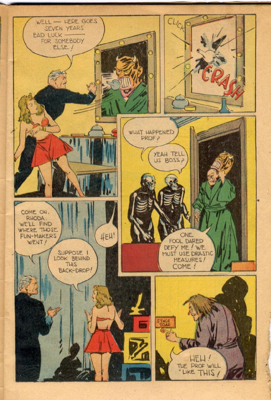 Read online Super-Magician Comics comic -  Issue #43 - 7
