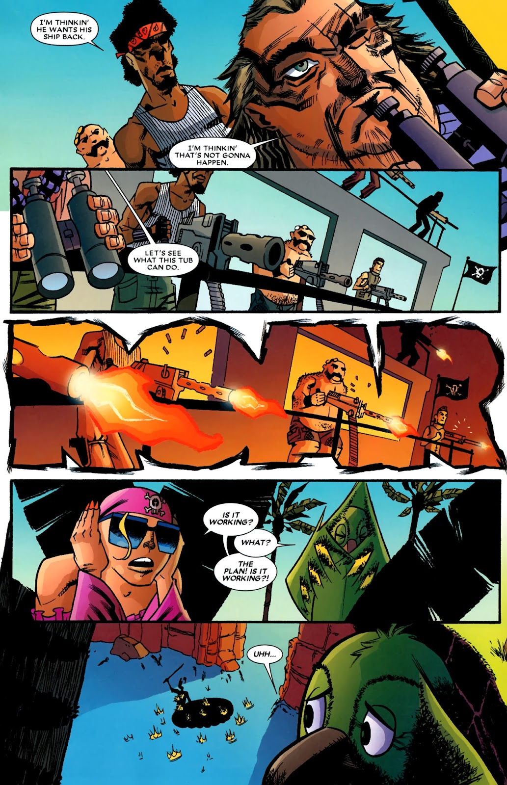 Read online Deadpool (2008) comic -  Issue #14 - 9