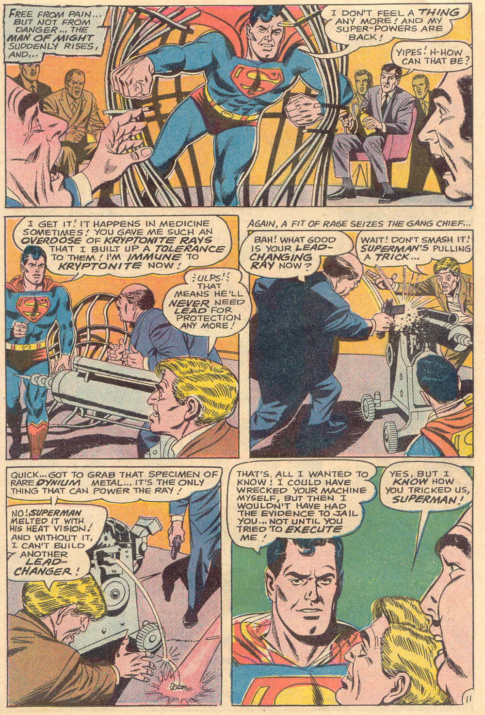 Read online Action Comics (1938) comic -  Issue #377 - 15