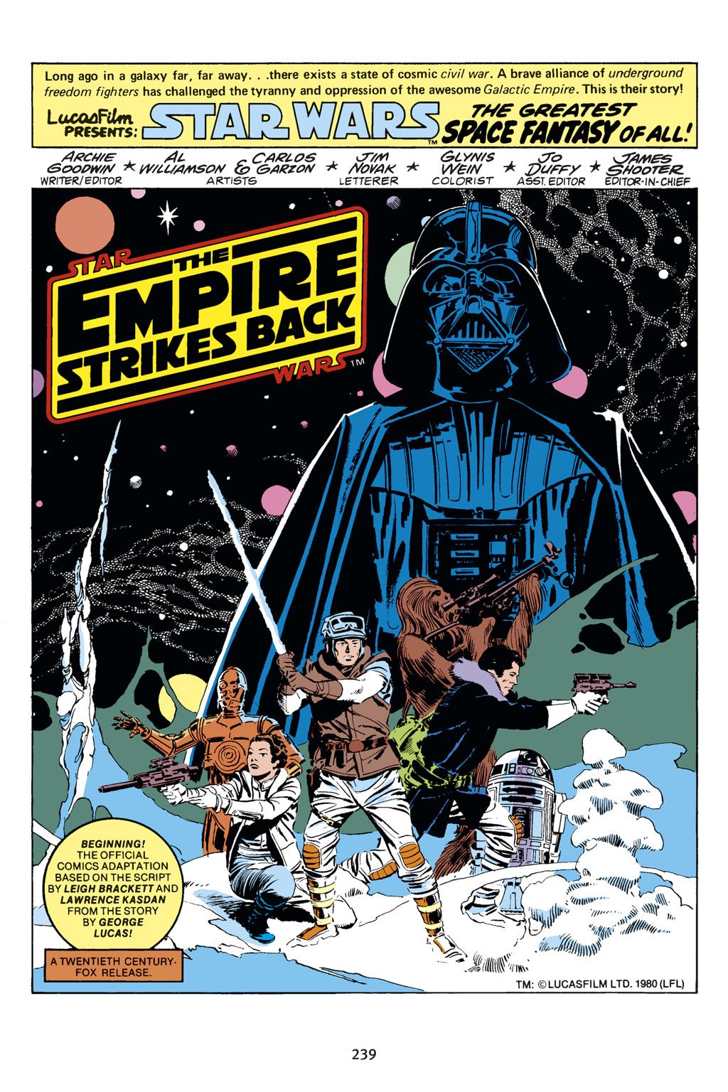 Read online Star Wars Omnibus comic -  Issue # Vol. 14 - 237