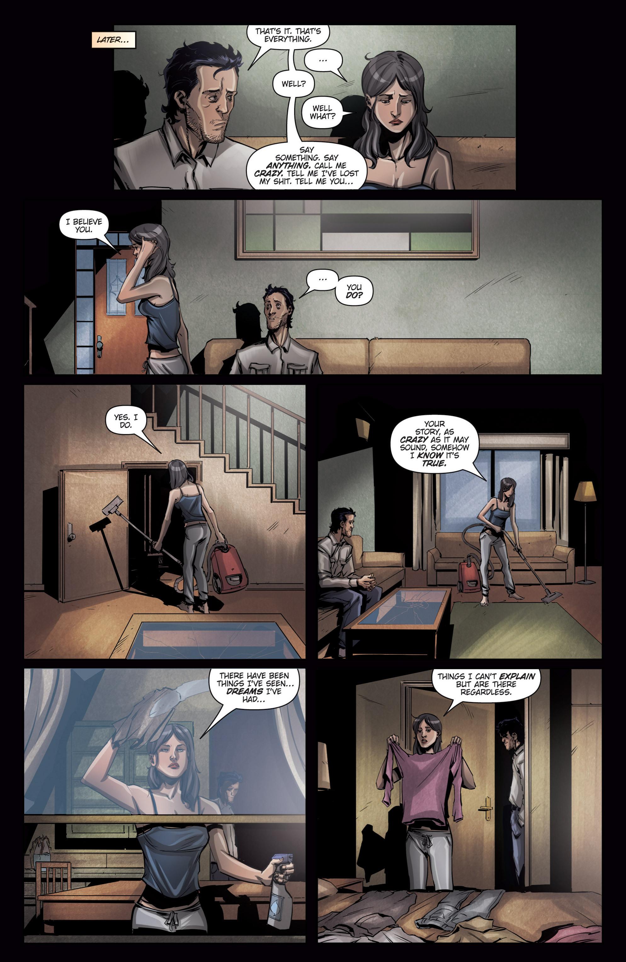 Read online Grimm Fairy Tales presents No Tomorrow comic -  Issue # TPB - 91