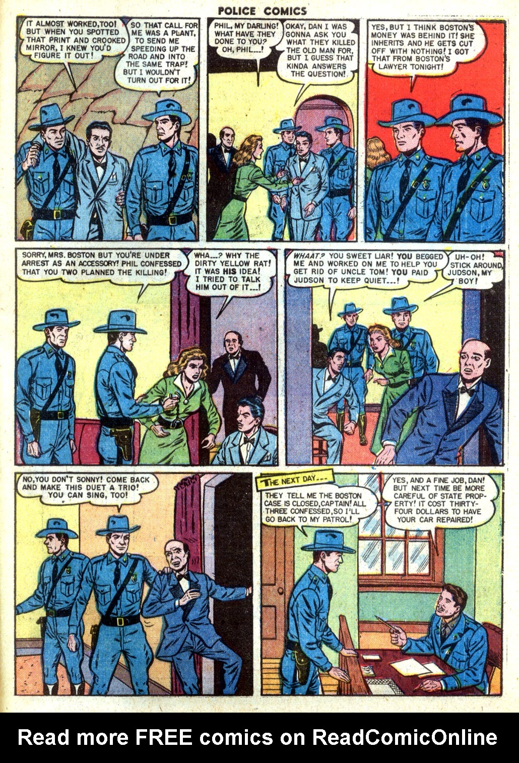 Police Comics issue 105 - Page 49