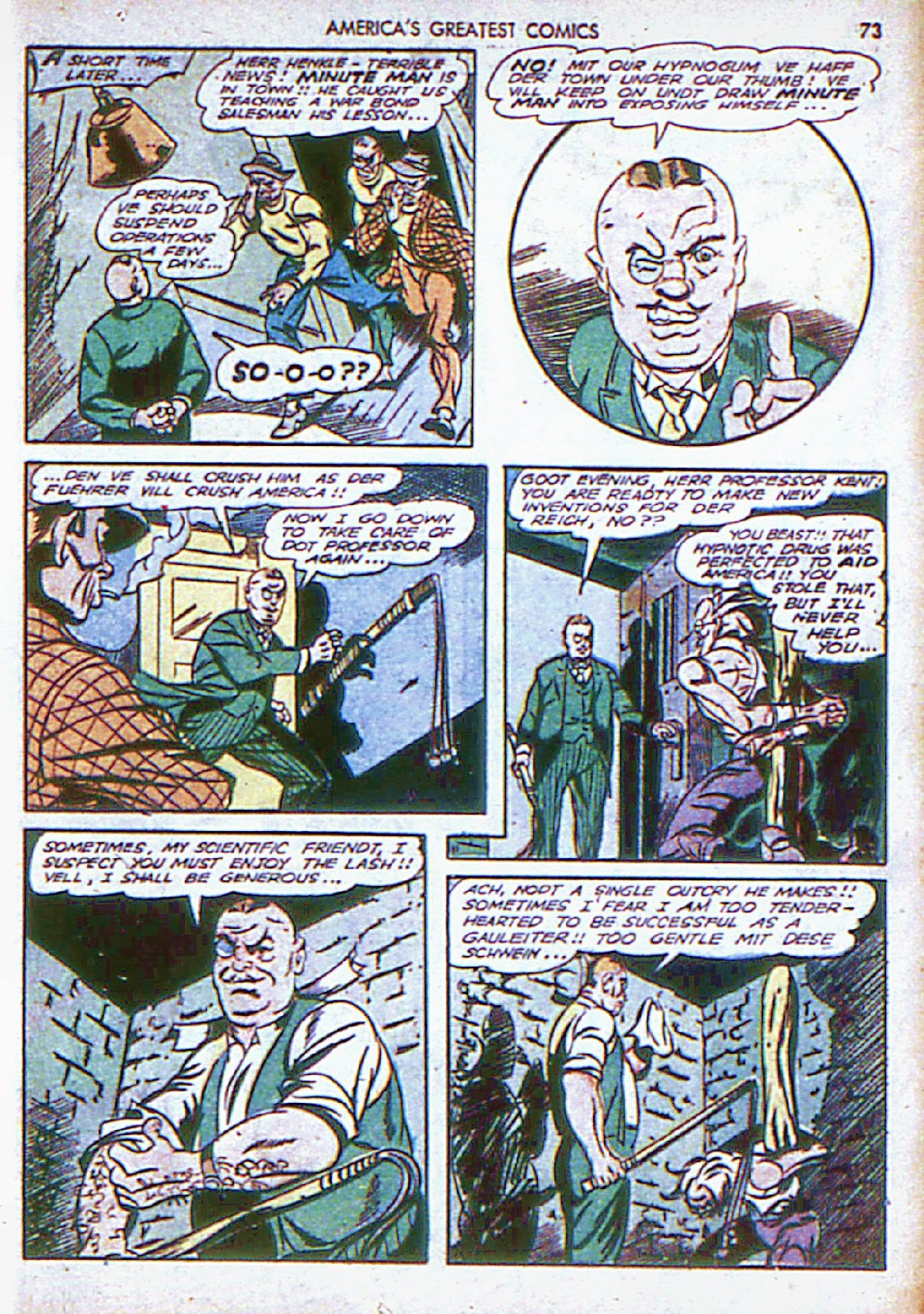 Americas Greatest Comics issue 6 - Page 74