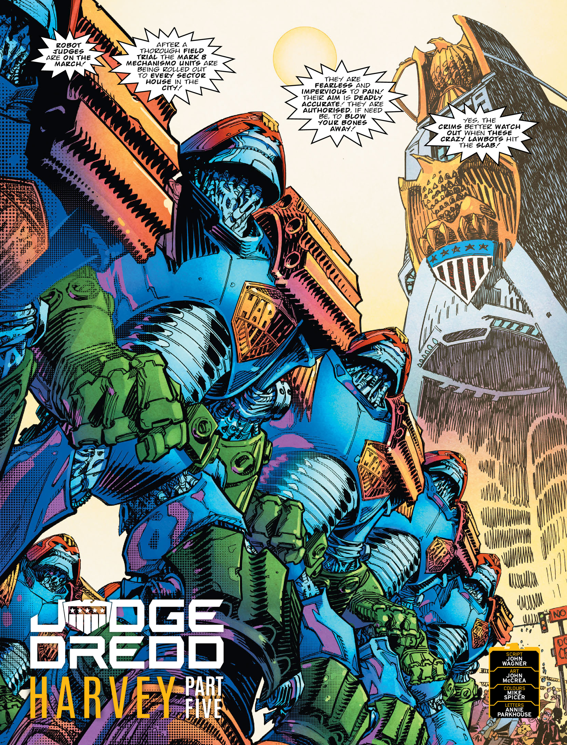 Read online 2000 AD comic -  Issue #2028 - 3