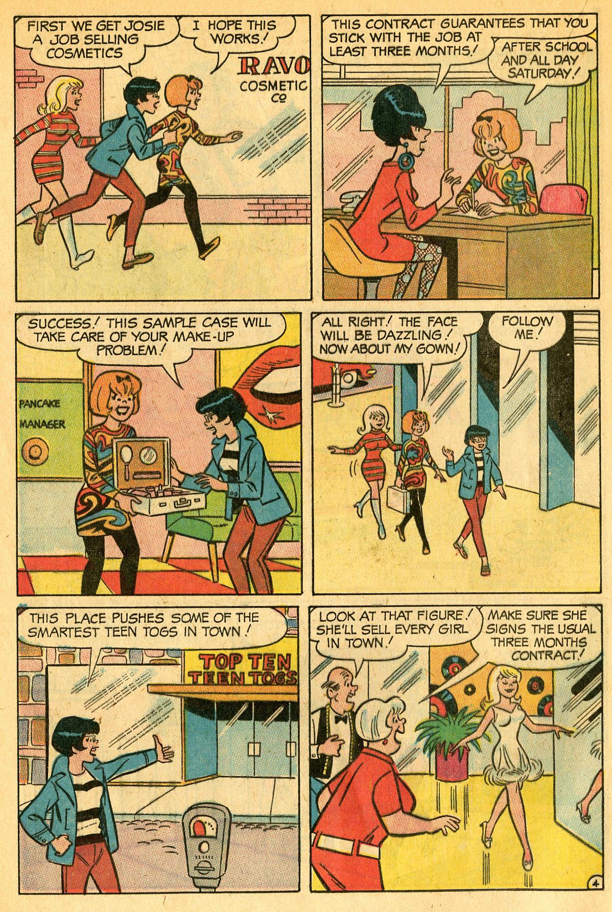 Read online She's Josie comic -  Issue #33 - 16