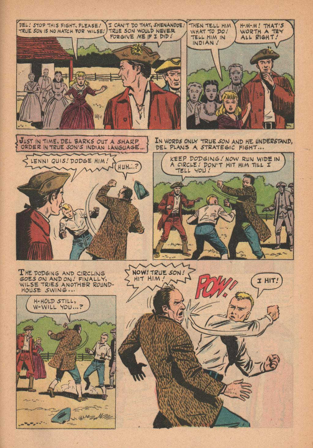 Four Color Comics issue 891 - Page 33
