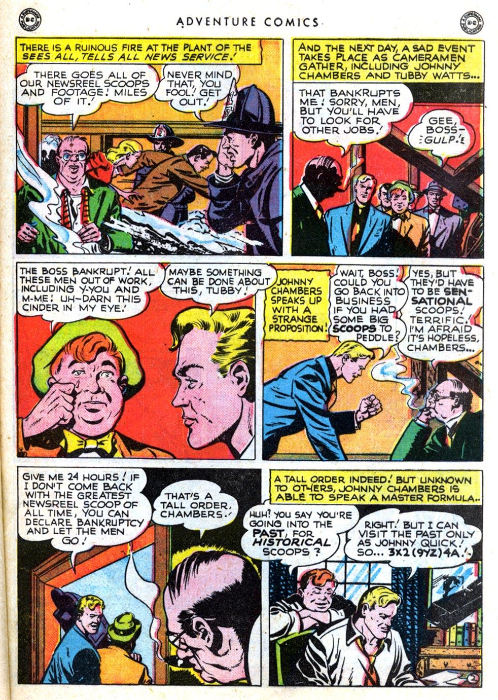 Read online Adventure Comics (1938) comic -  Issue #137 - 43