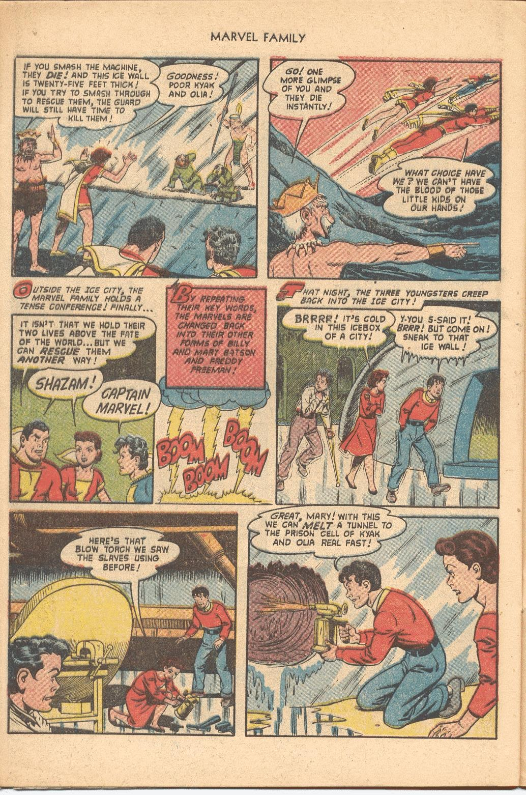 The Marvel Family issue 82 - Page 28