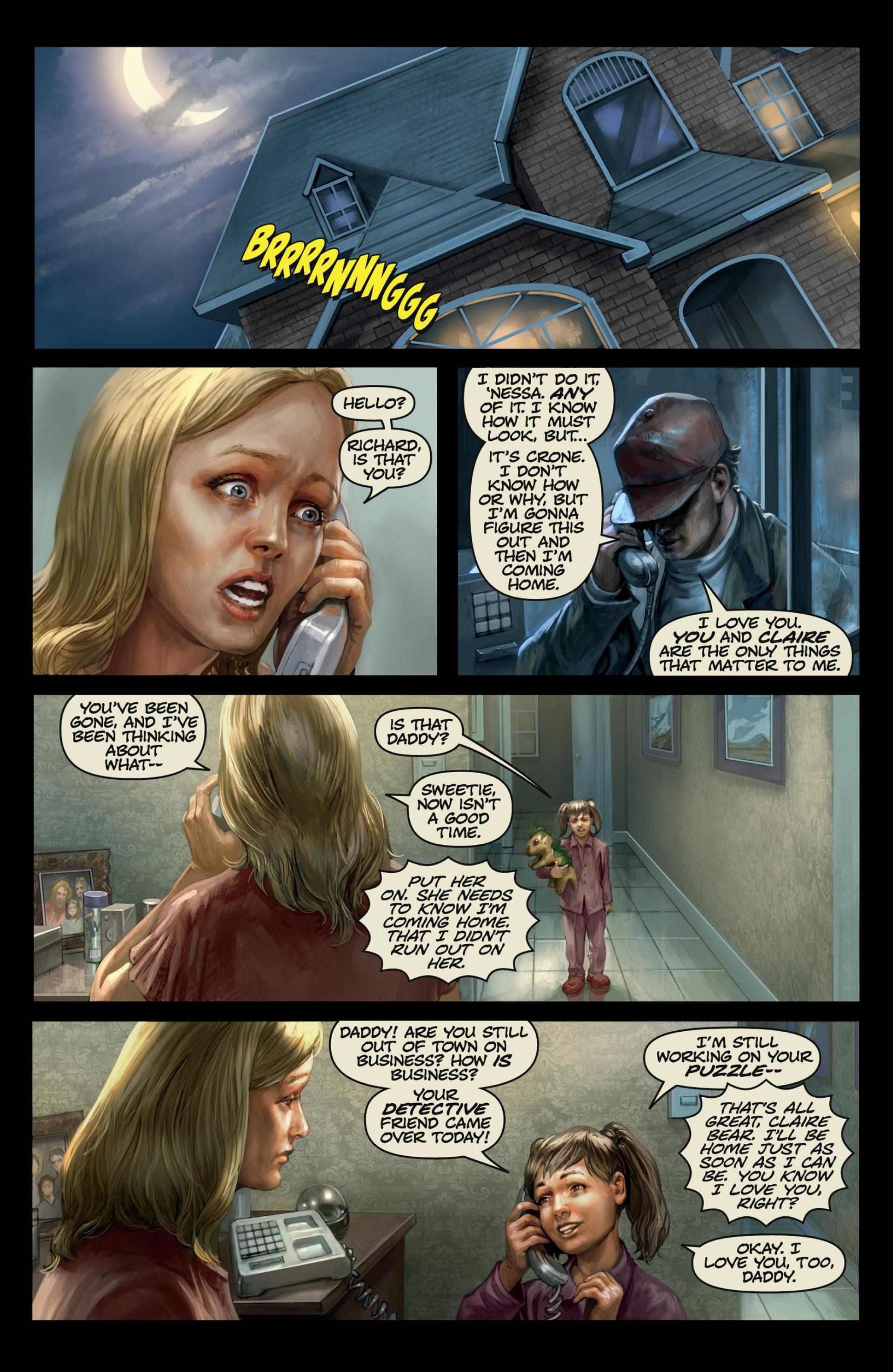 Read online Abattoir comic -  Issue #3 - 21