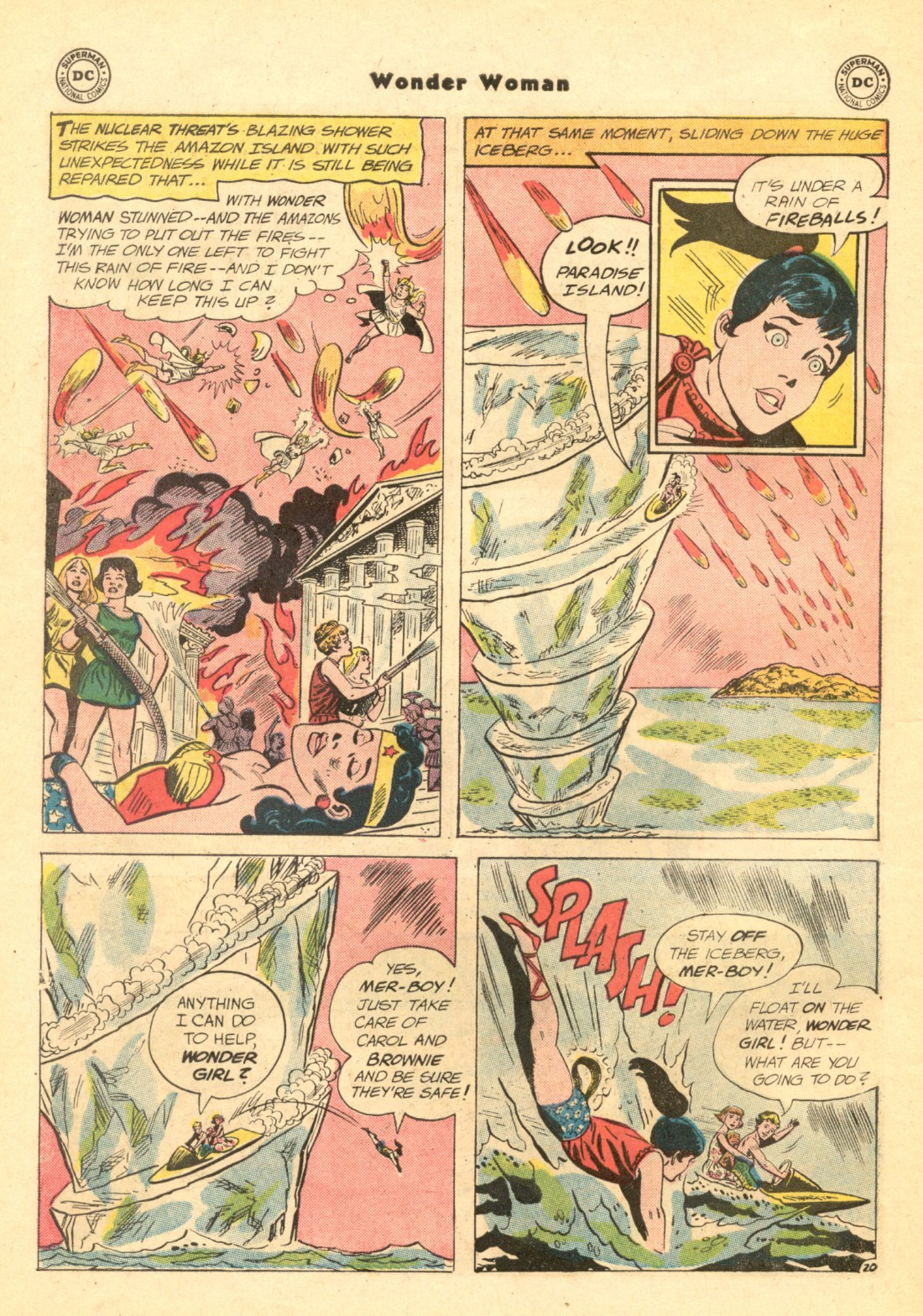 Read online Wonder Woman (1942) comic -  Issue #135 - 26