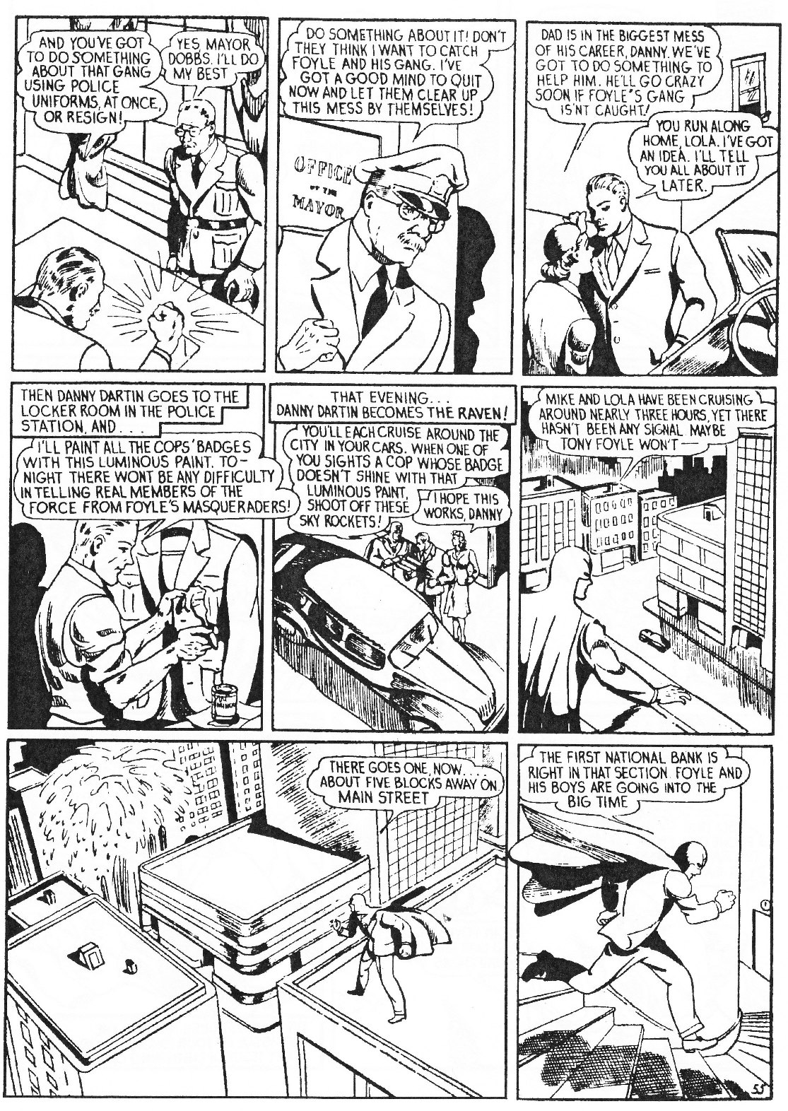 Read online Men of Mystery Comics comic -  Issue #81 - 121