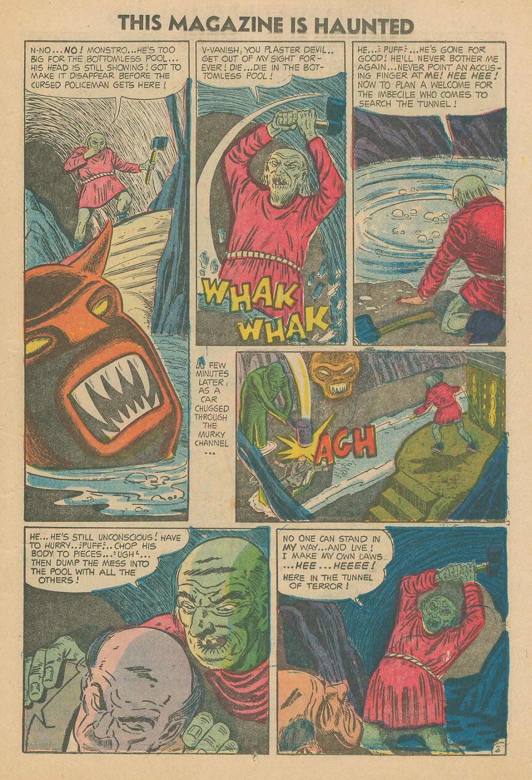 Read online This Magazine Is Haunted comic -  Issue #21 - 11