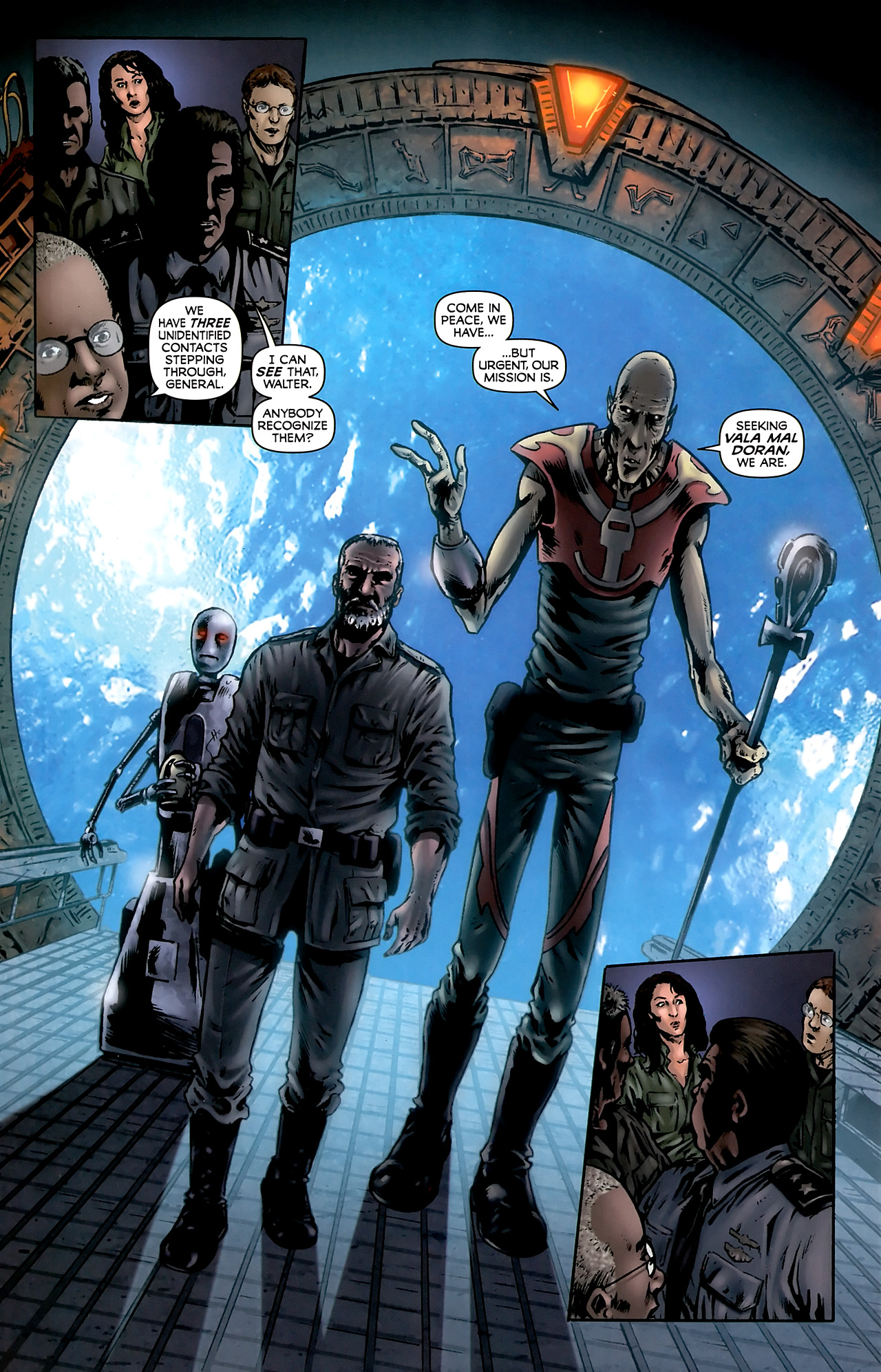 Read online Stargate Vala Mal Doran comic -  Issue #3 - 20