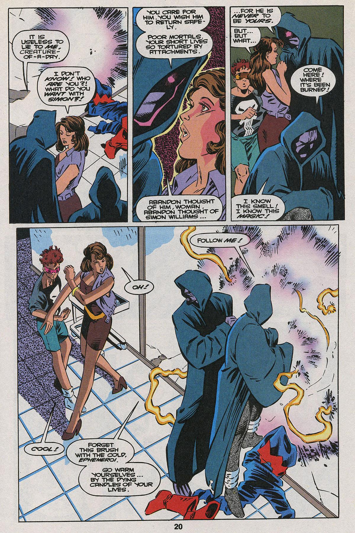 Read online Wonder Man (1991) comic -  Issue #22 - 15