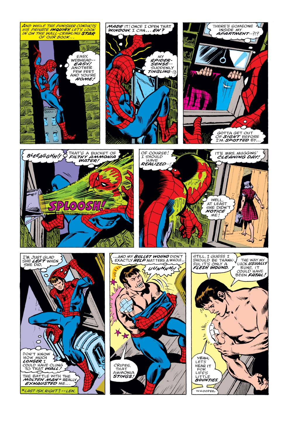 The Amazing Spider-Man (1963) 174 Page 4
