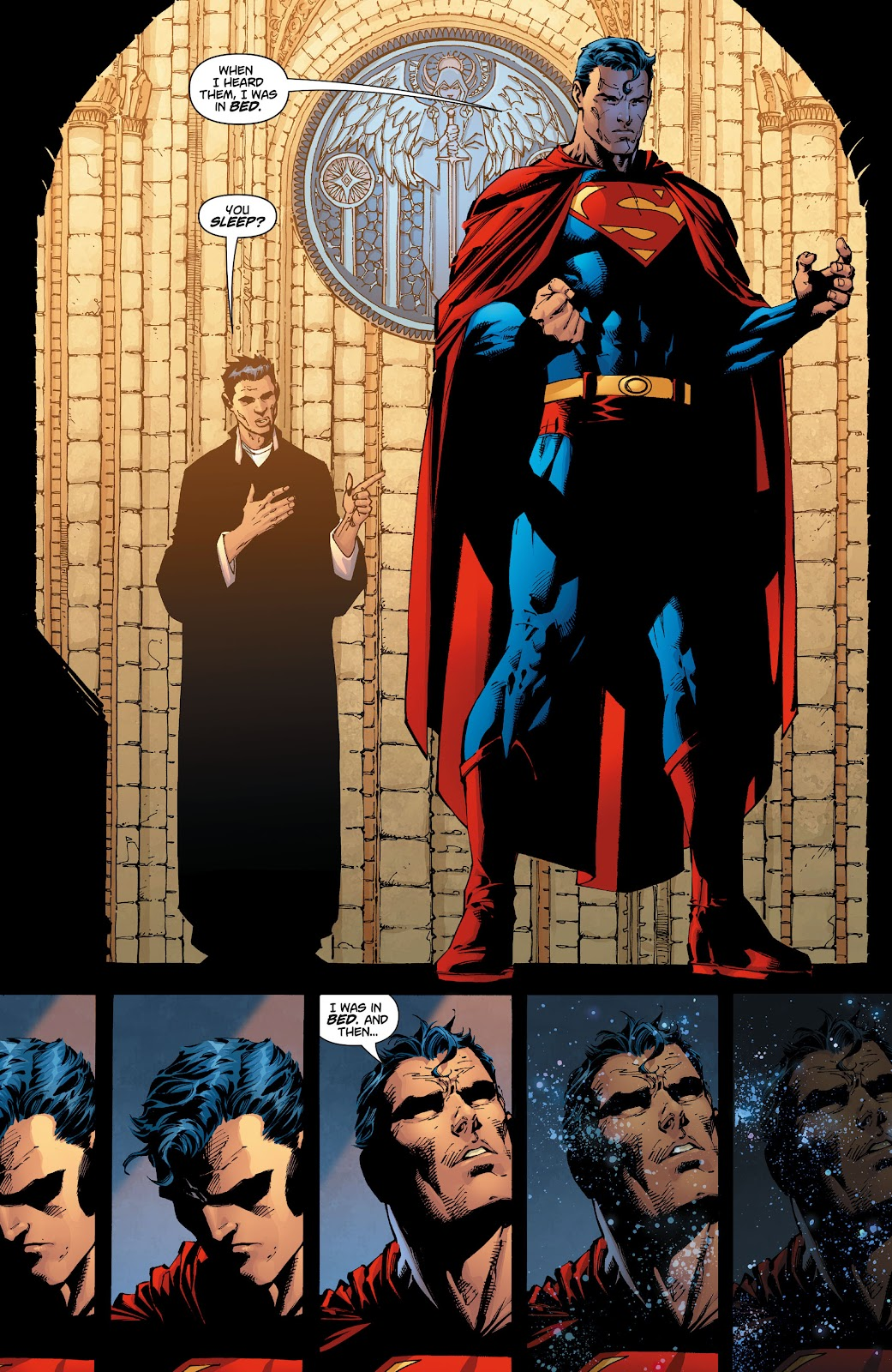 Read online Superman: For Tomorrow comic -  Issue # TPB (Part 1) - 23