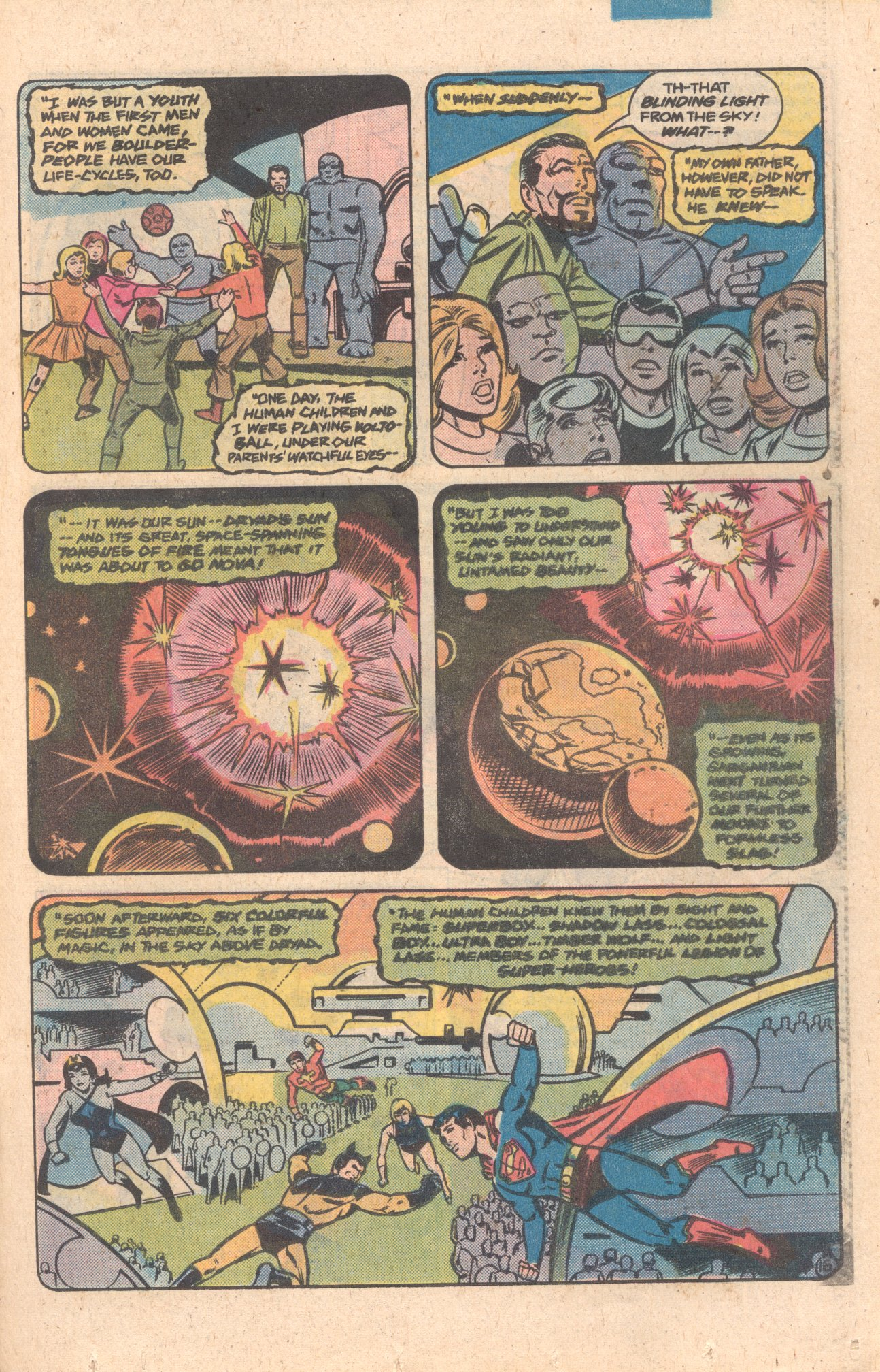 Legion of Super-Heroes (1980) 272 Page 16