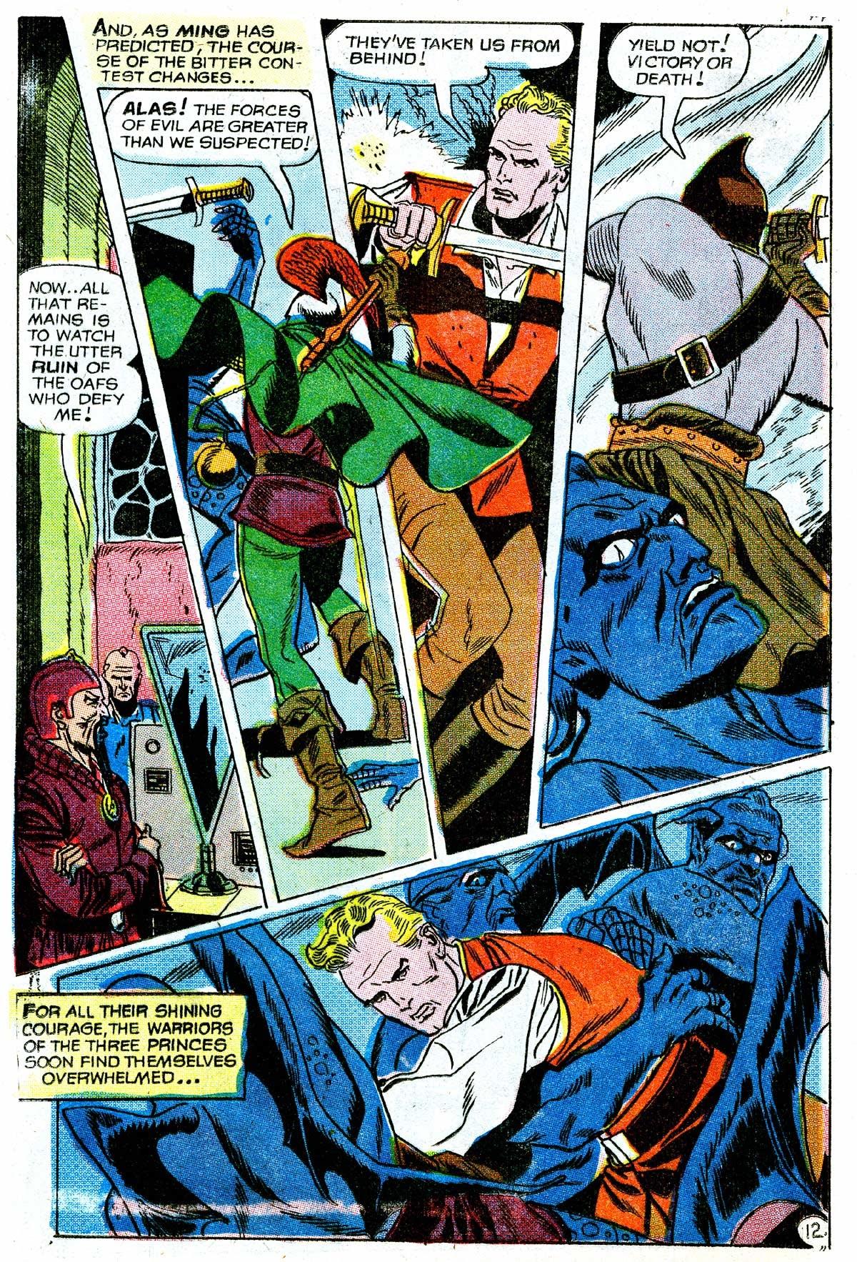 Flash Gordon (1969) issue 16 - Page 13