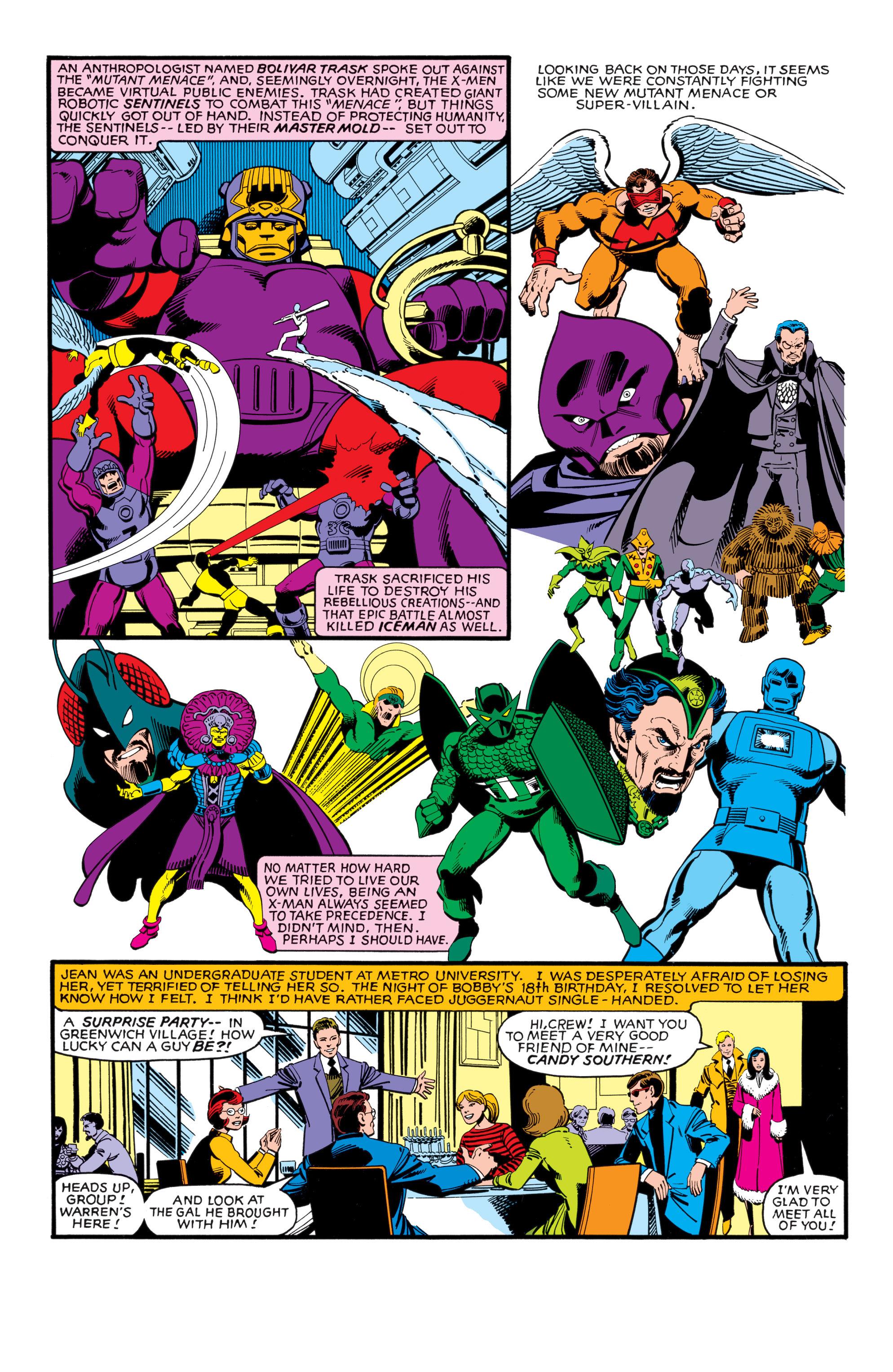 Read online Uncanny X-Men (1963) comic -  Issue #138 - 7