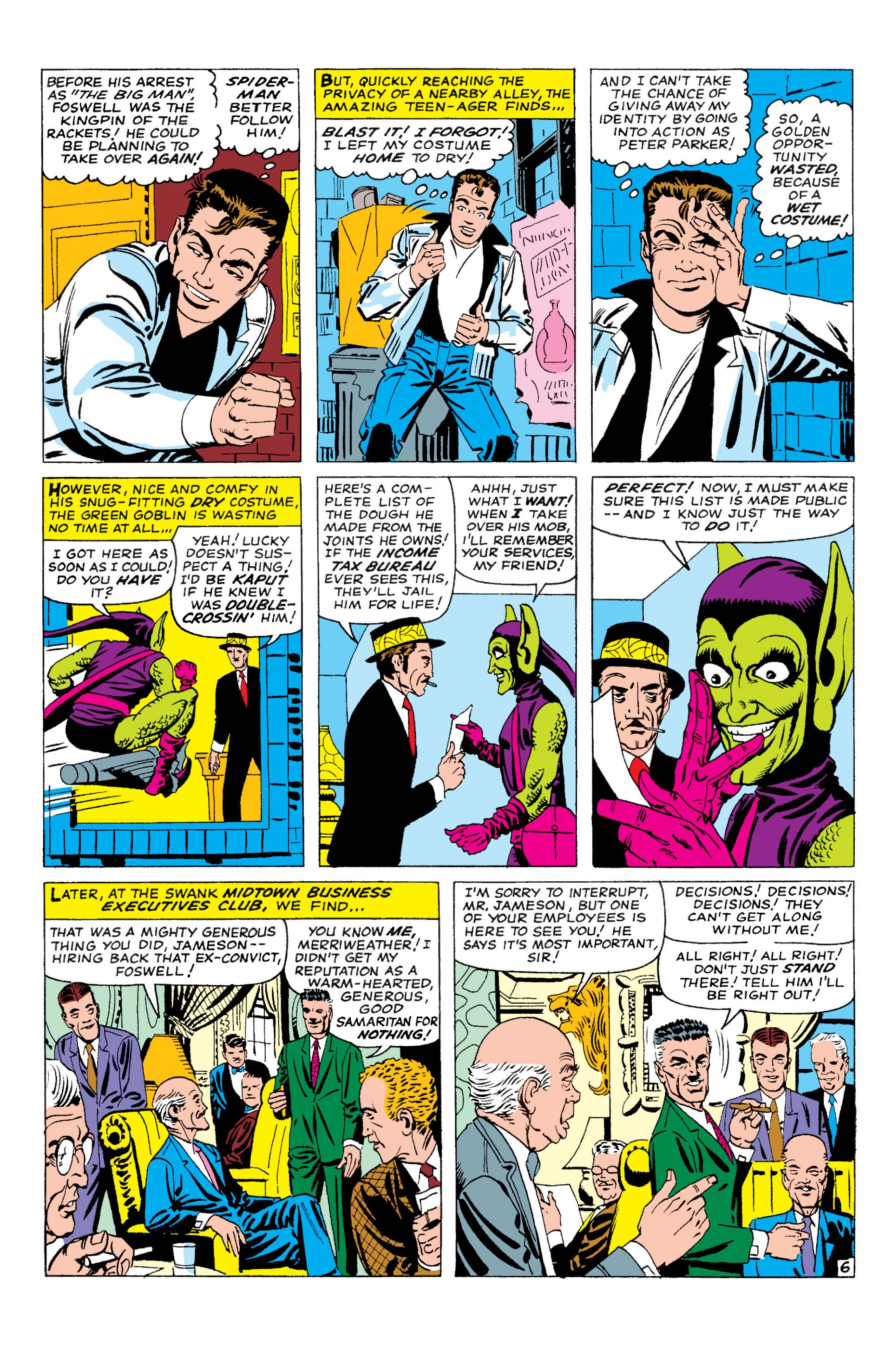The Amazing Spider-Man (1963) 23 Page 6