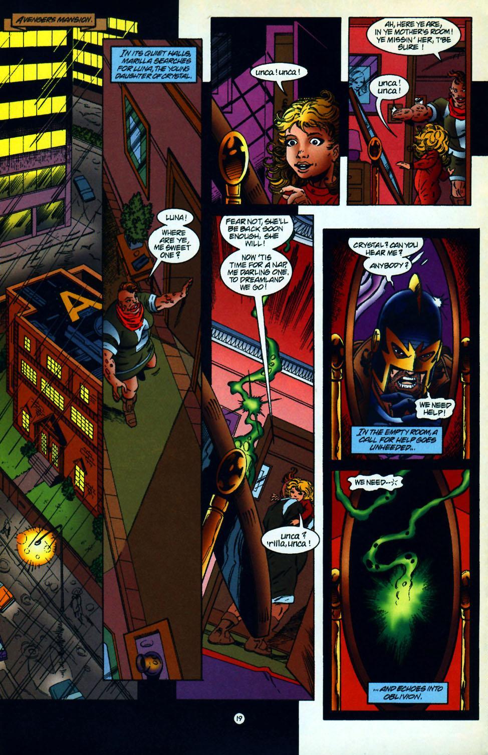 Read online UltraForce (1994) comic -  Issue #10 - 20