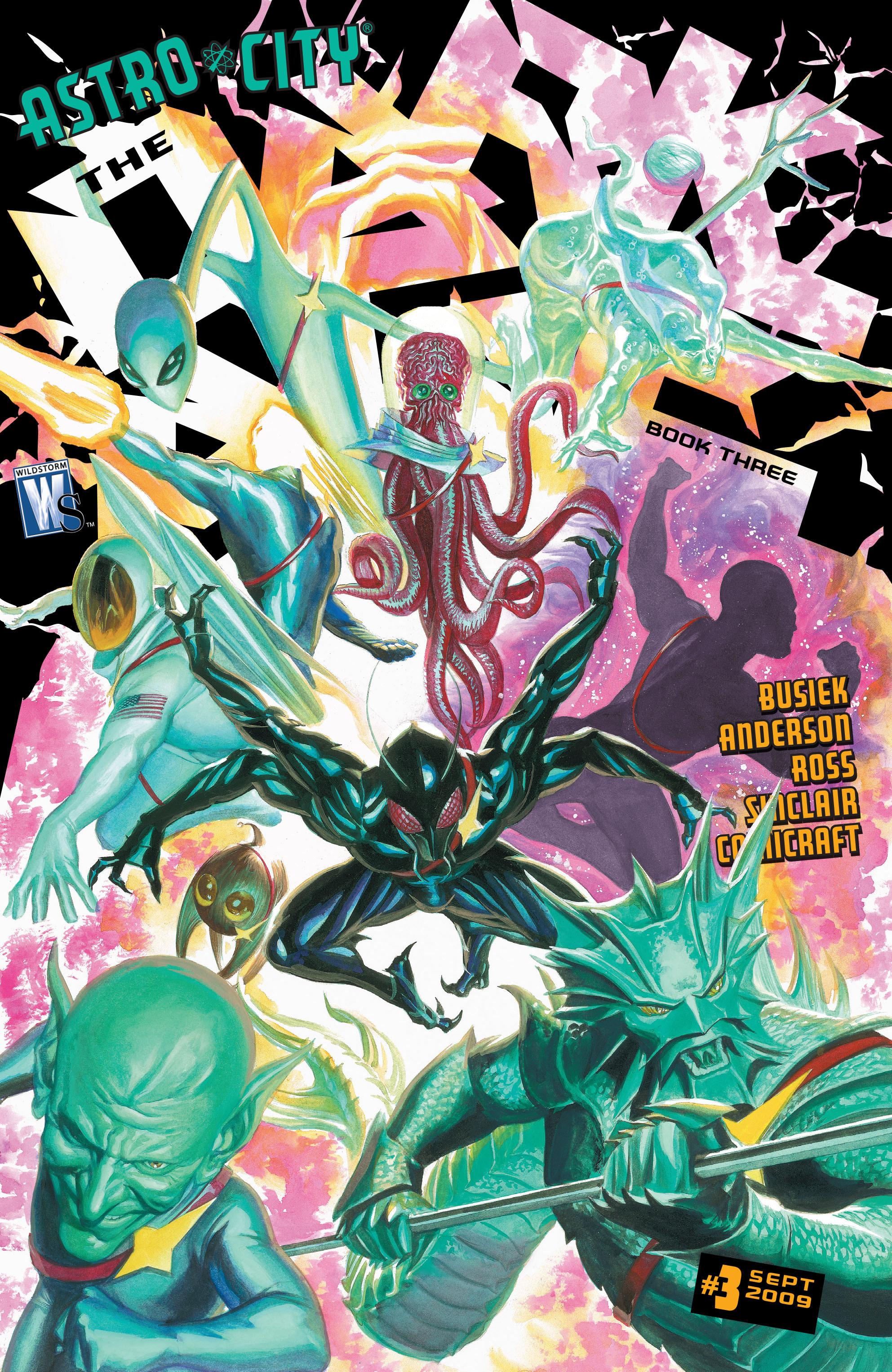 Read online Astro City: Dark Age/Book Three comic -  Issue #3 - 1