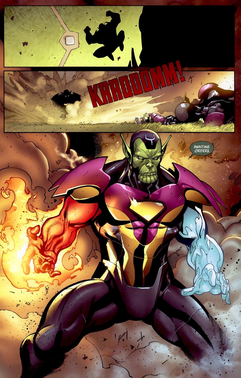 Read online Deadpool (2008) comic -  Issue #1 - 13