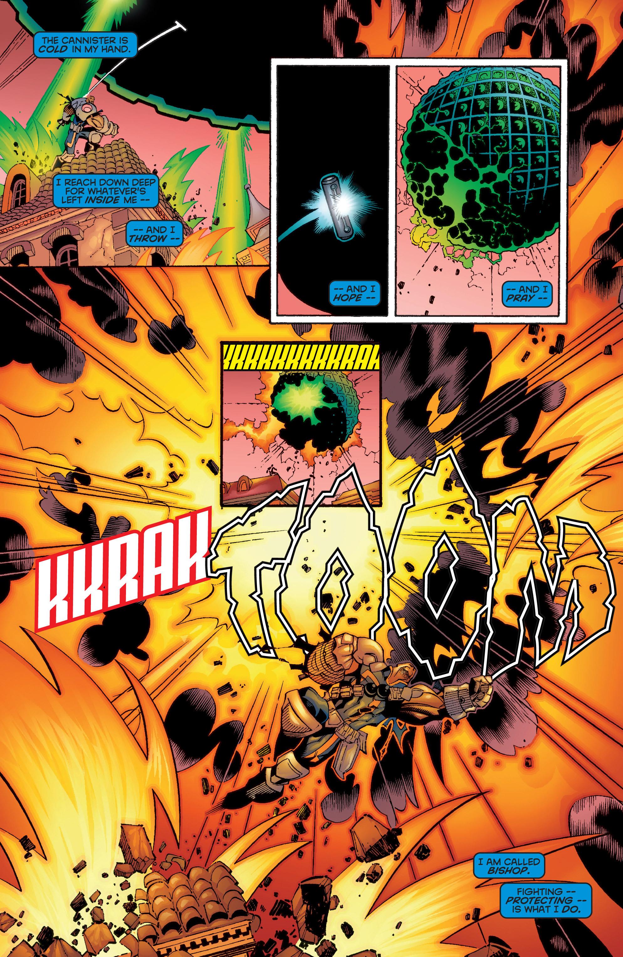 Read online Uncanny X-Men (1963) comic -  Issue #358 - 19