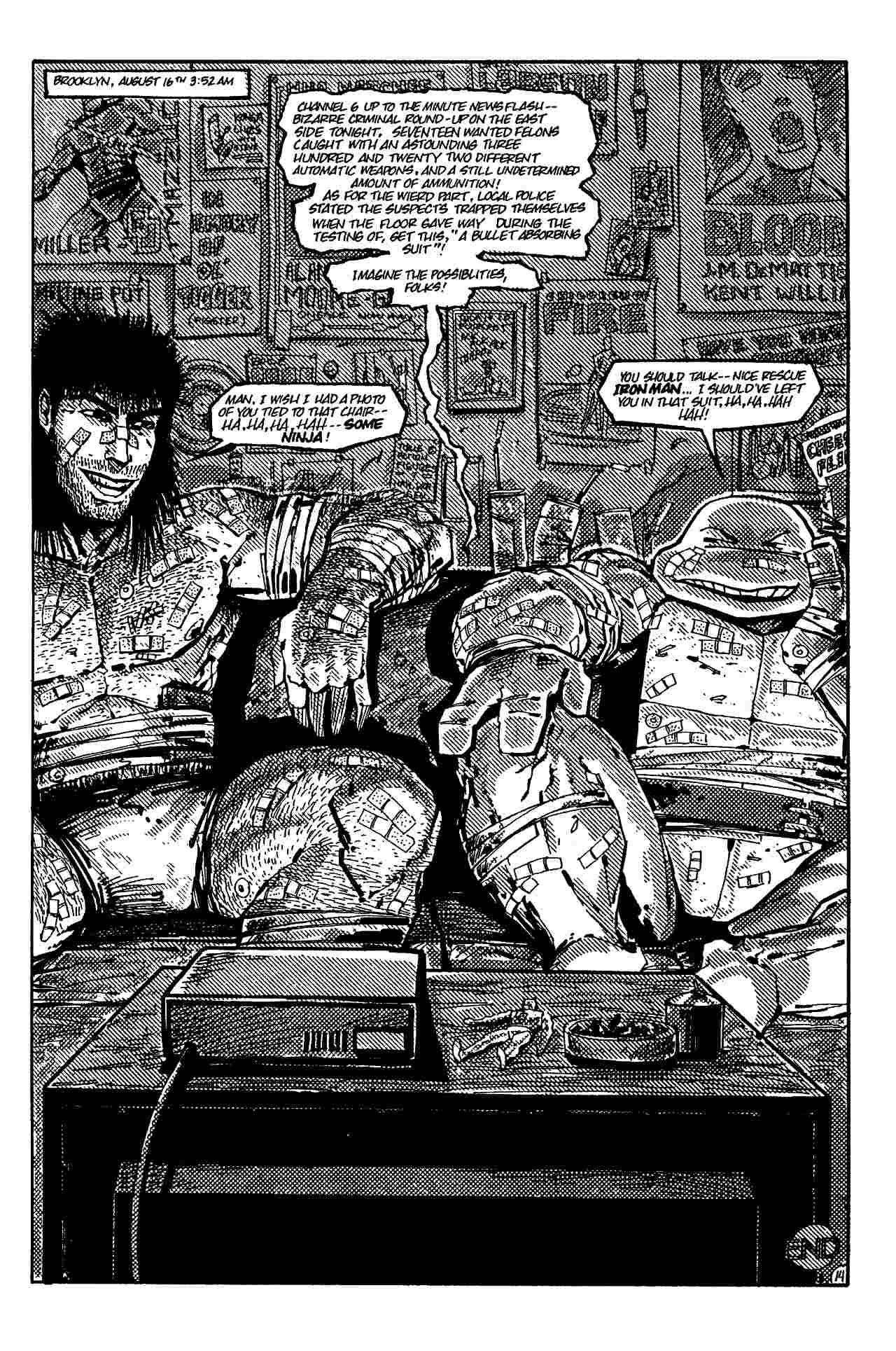 Read online Shell Shock comic -  Issue # Full - 152