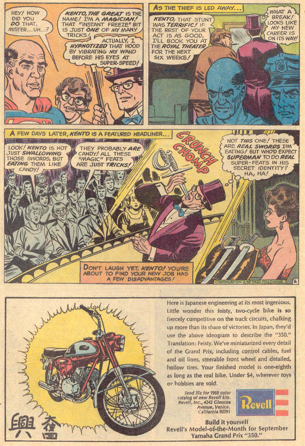 Read online Action Comics (1938) comic -  Issue #382 - 8