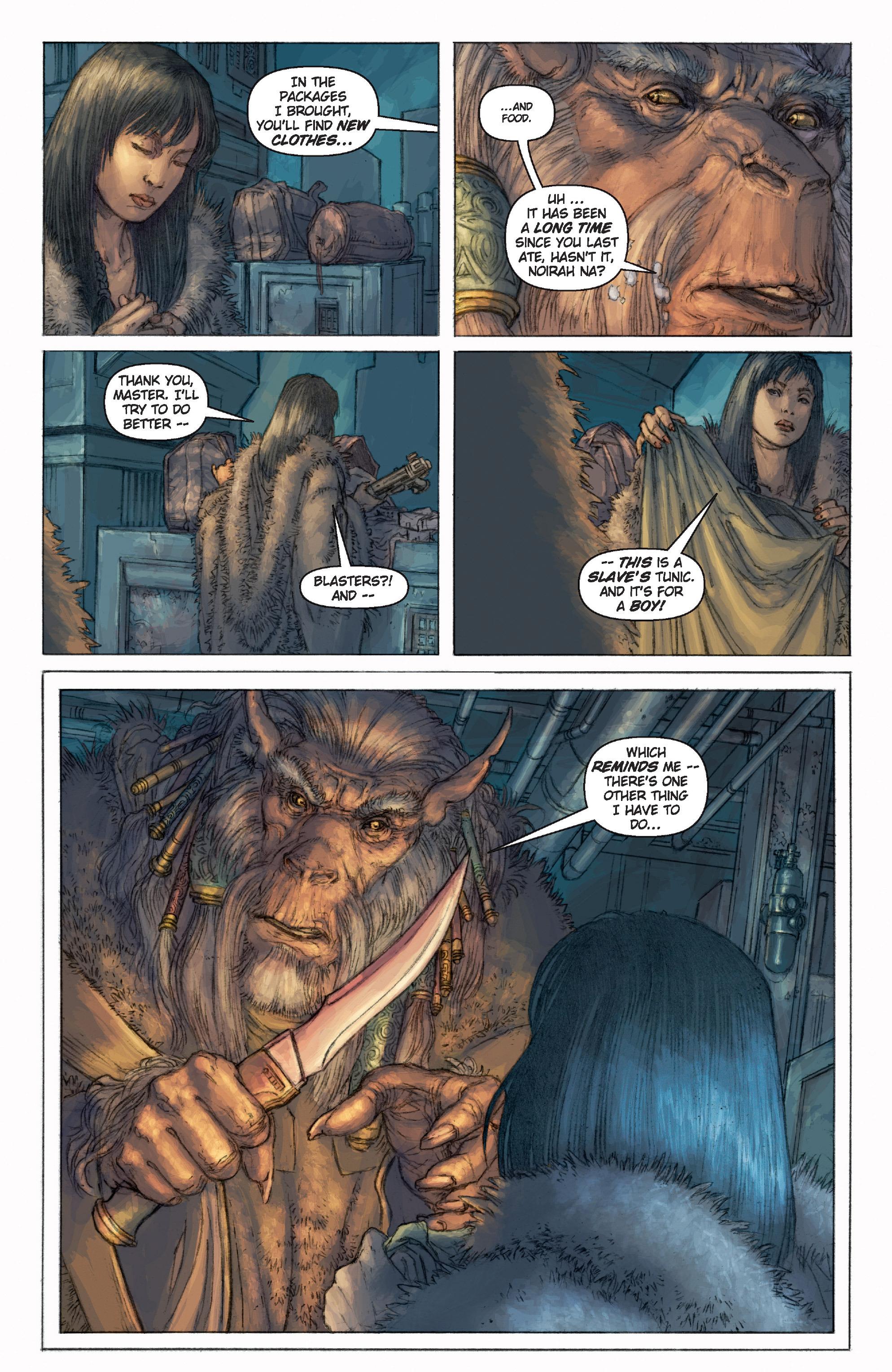 Read online Star Wars Omnibus comic -  Issue # Vol. 31 - 37