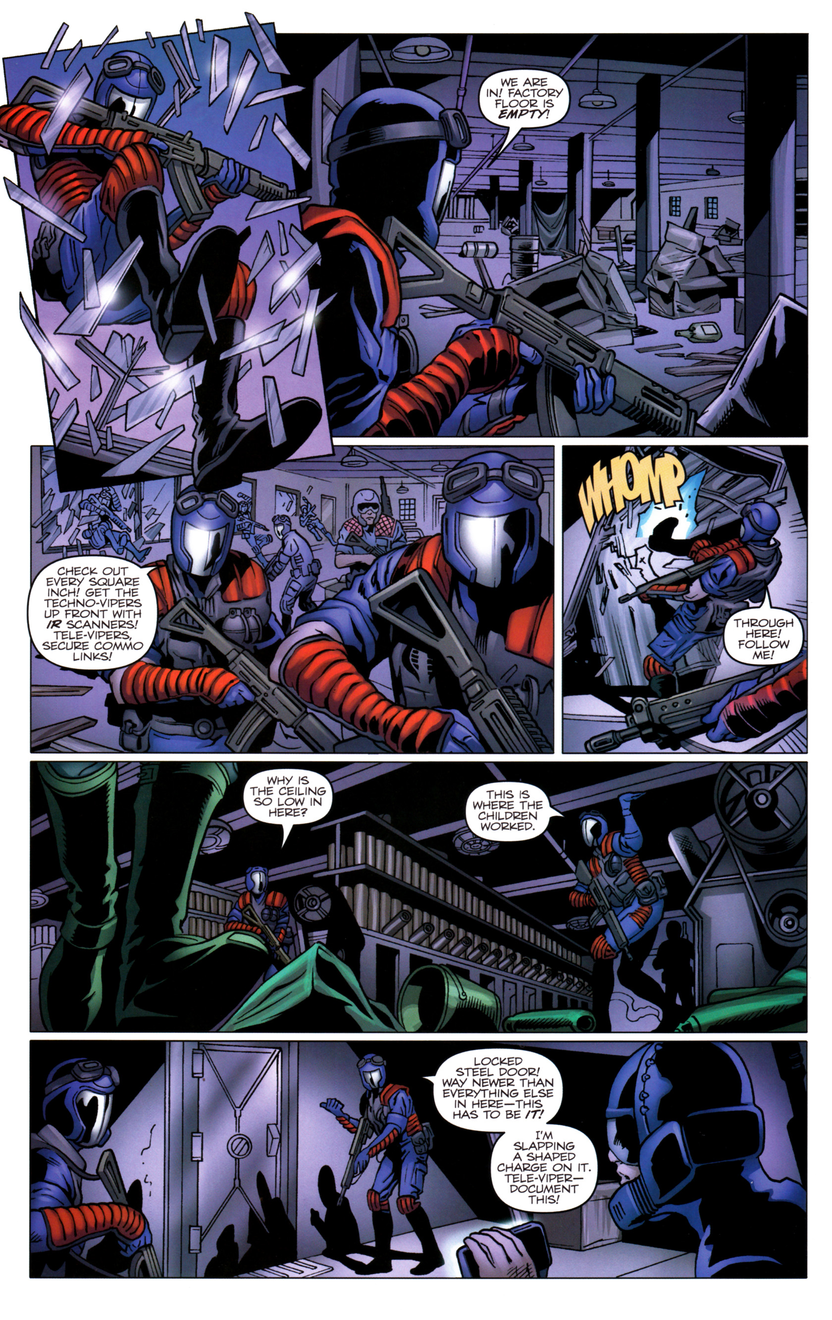 G.I. Joe: A Real American Hero 176 Page 4