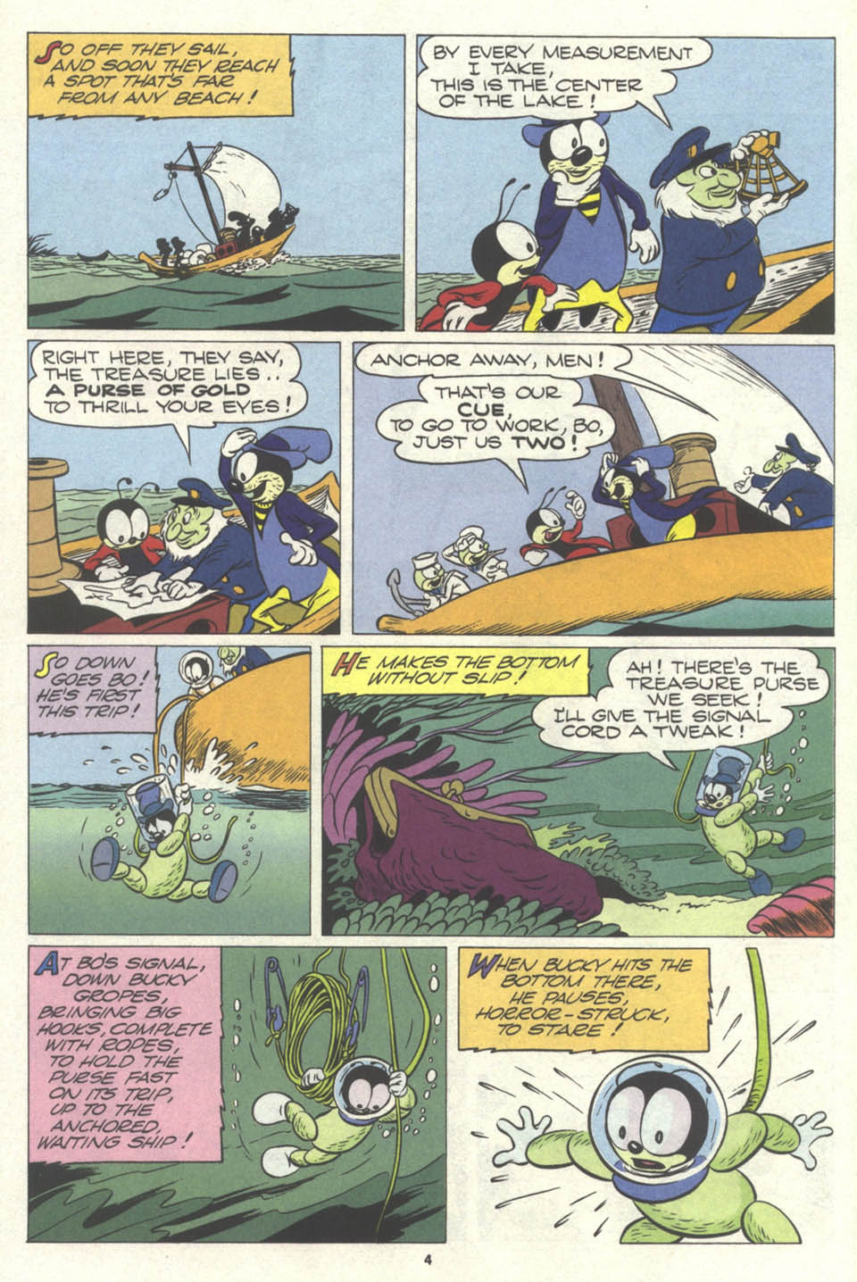Walt Disney's Comics and Stories issue 576 - Page 28