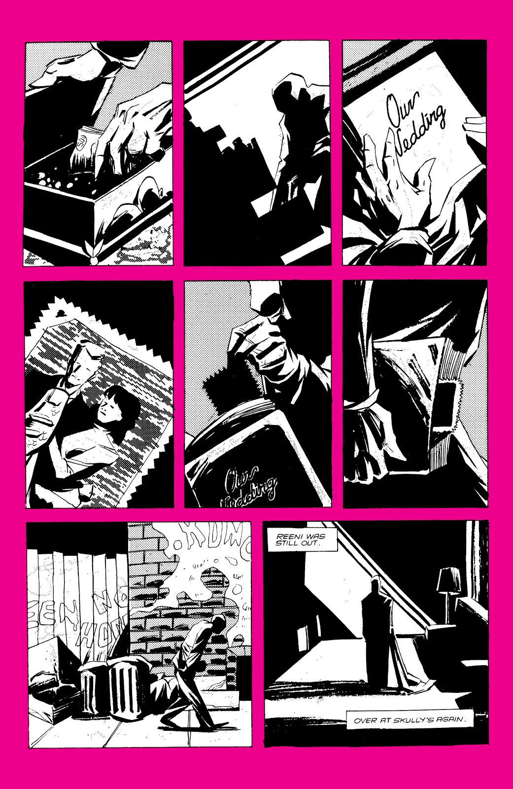 Read online Freaks' Amour comic -  Issue # TPB (Part 1) - 3