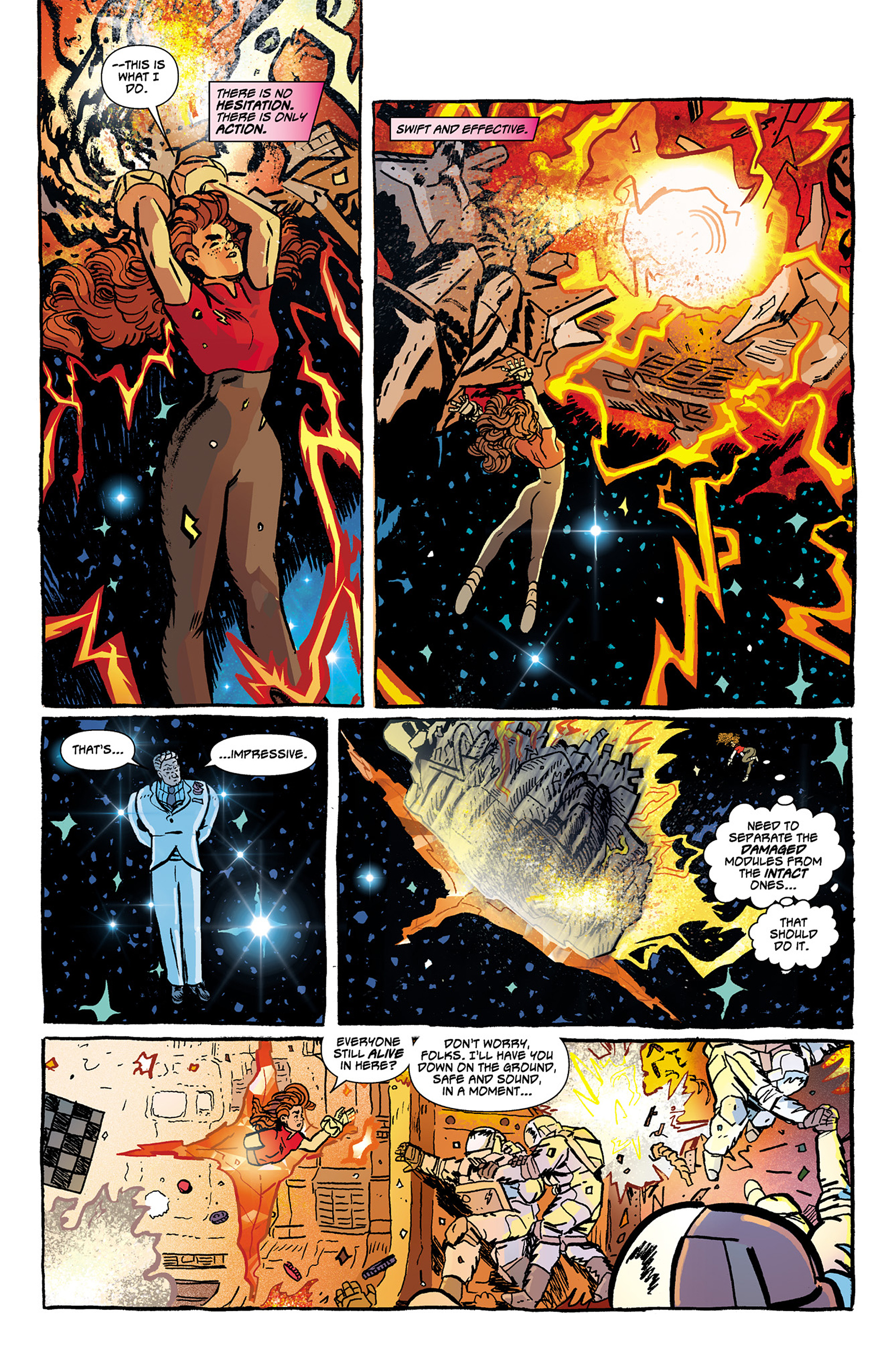 Read online Catalyst Comix comic -  Issue #4 - 14