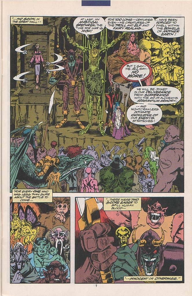 Excalibur (1988) issue 58 - Page 8