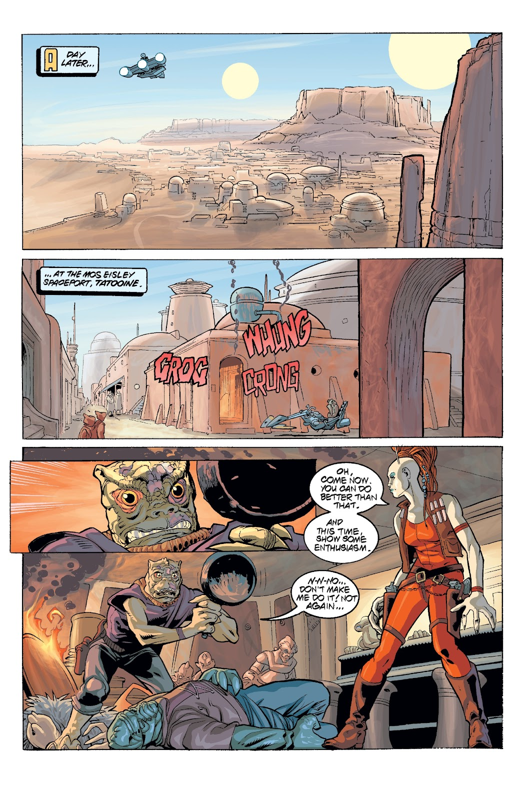 Read online Star Wars Legends Epic Collection: The Menace Revealed comic -  Issue # TPB (Part 2) - 26