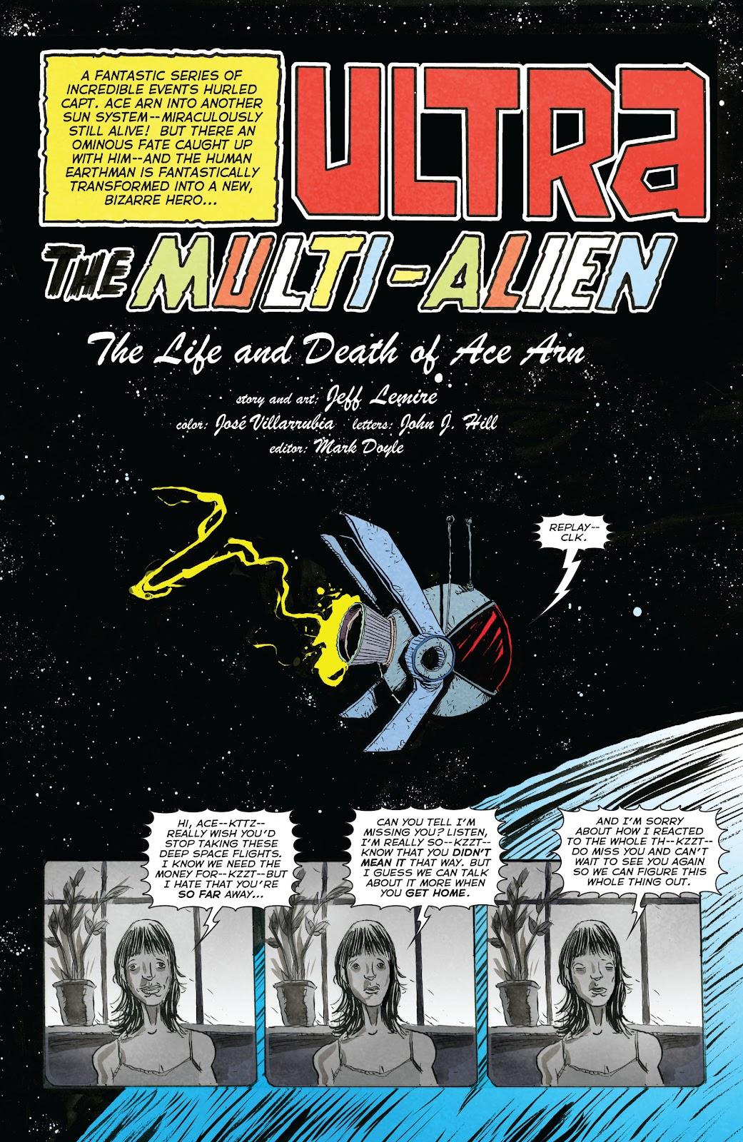 Read online Strange Adventures (2014) comic -  Issue # TPB (Part 1) - 40